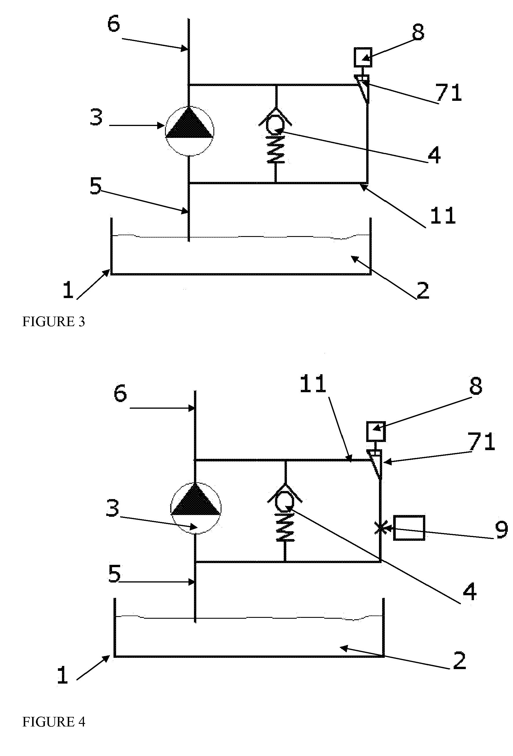 patente ep2090758a1 circuit de lubrification google patentes. Black Bedroom Furniture Sets. Home Design Ideas
