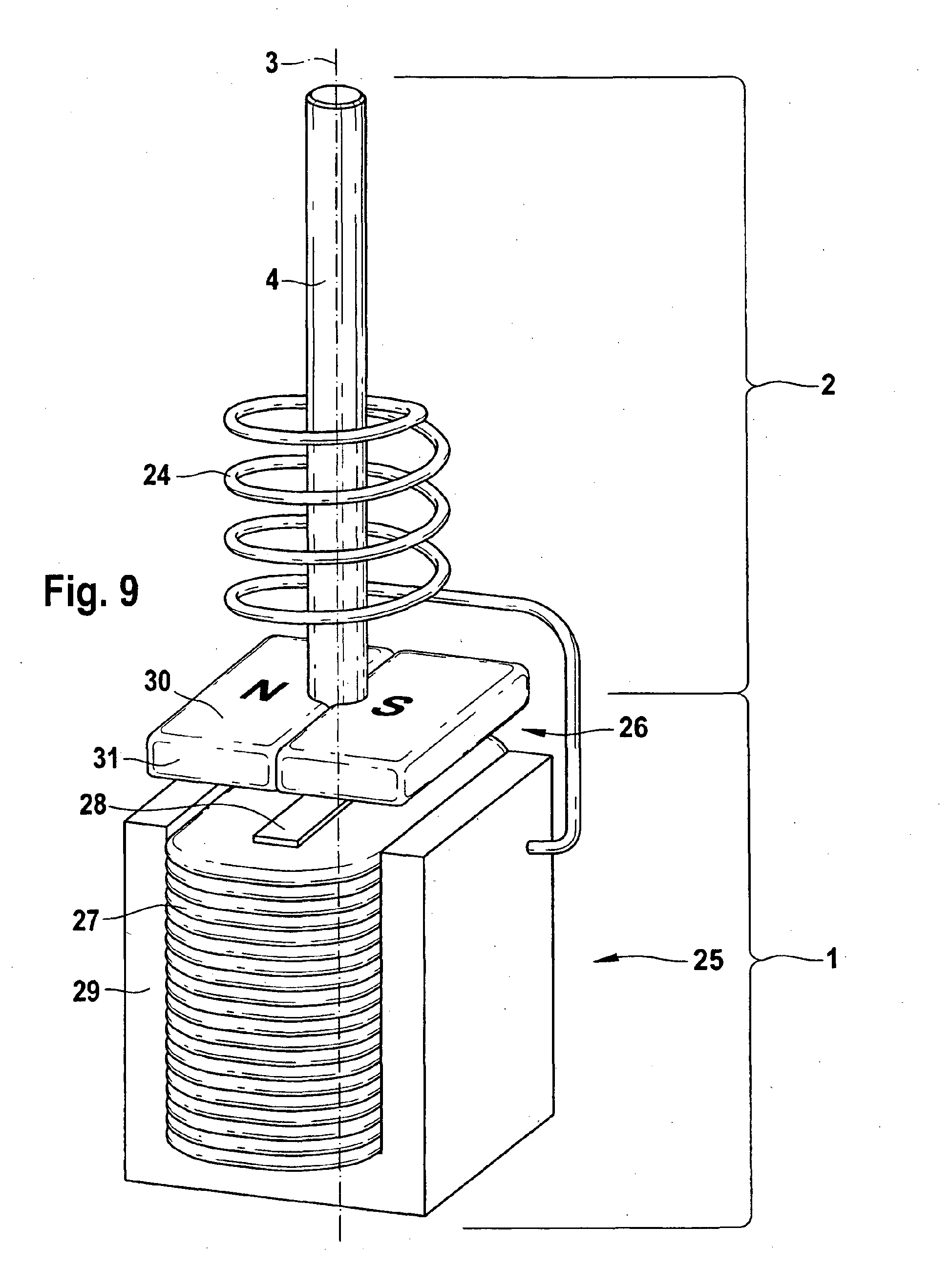 Patent EP2108215B1 - Drive device for driving a brush element of an ...