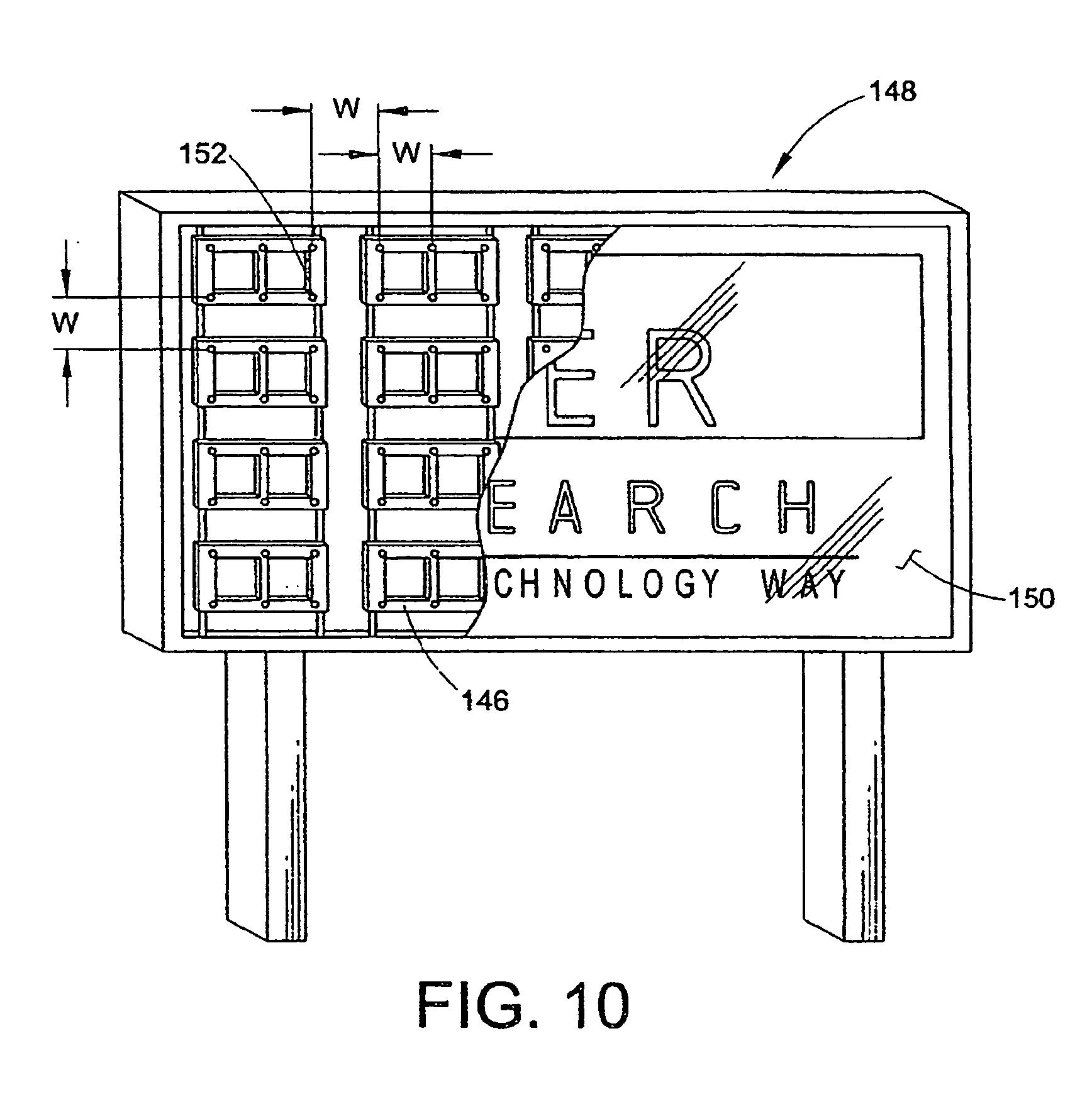 patent ep2110802b1 led leuchterzeuger und verfahren zur beleuchtung eines schilds google. Black Bedroom Furniture Sets. Home Design Ideas