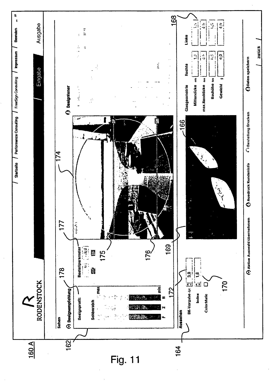 patent ep2124712b1 verfahren zur bestimmung der bezugspunkte fern und nah google patents. Black Bedroom Furniture Sets. Home Design Ideas