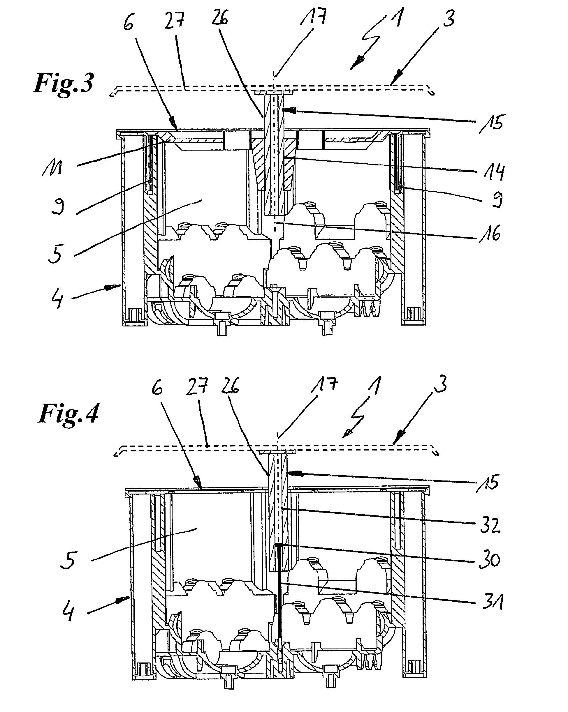 patent ep2166631a2 deckelsystem zum verschliessen einer unterputzdose f r elektrische. Black Bedroom Furniture Sets. Home Design Ideas