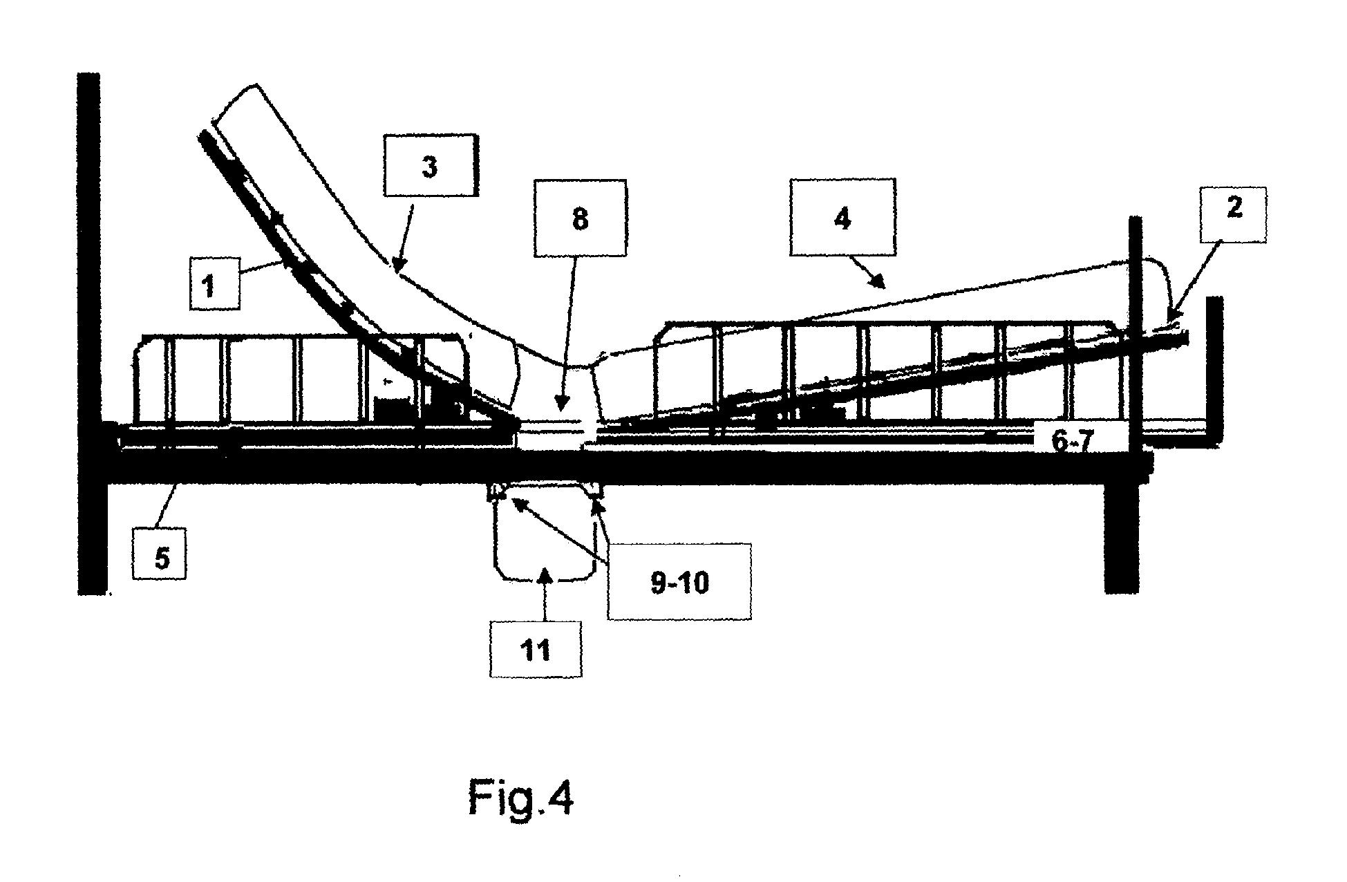 patent ep2191803a1 lit modulable pour personne. Black Bedroom Furniture Sets. Home Design Ideas