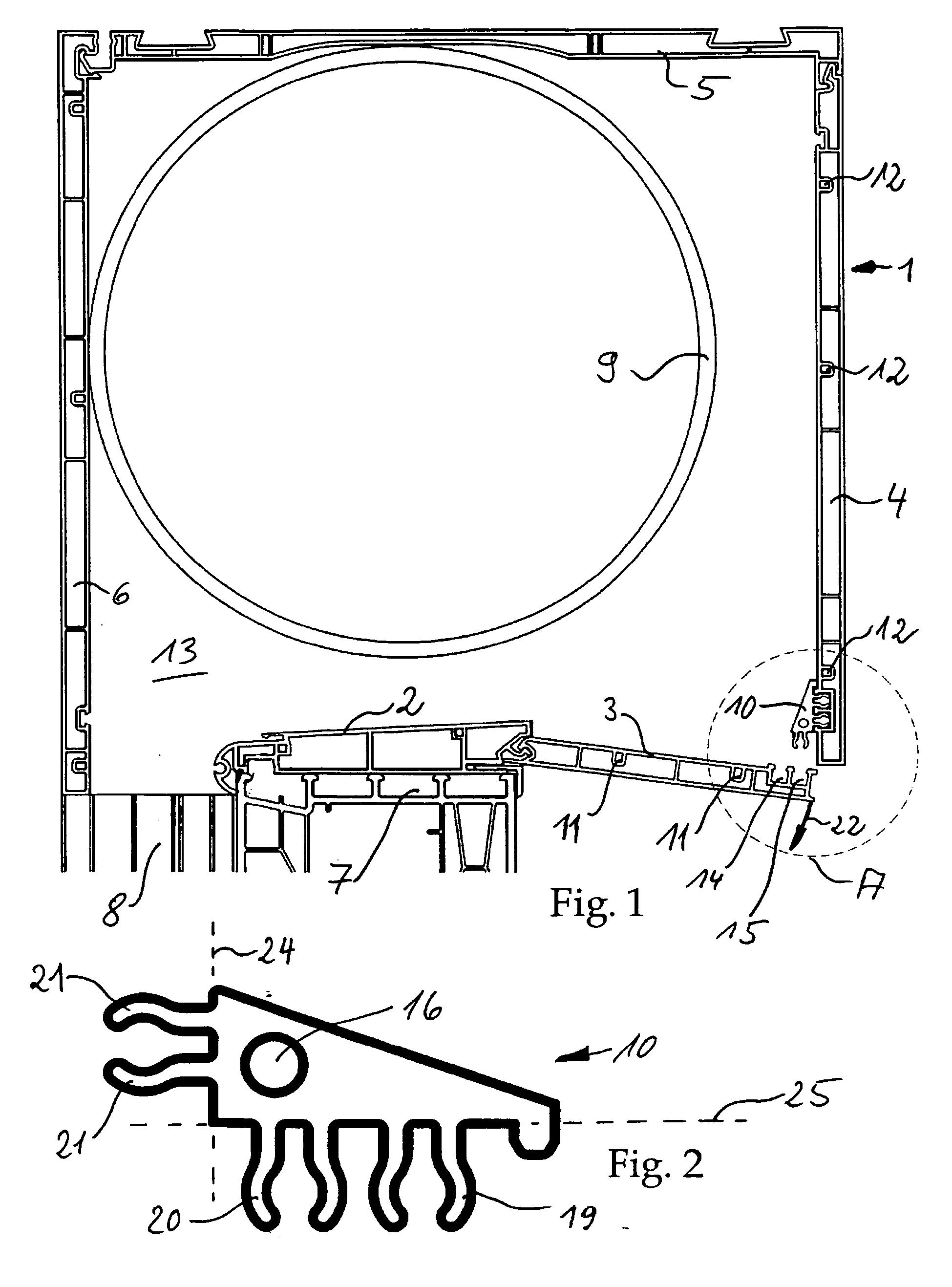 patent ep2252758b1 kunststoff rollladenkasten sowie profilsystem f r einen solchen. Black Bedroom Furniture Sets. Home Design Ideas