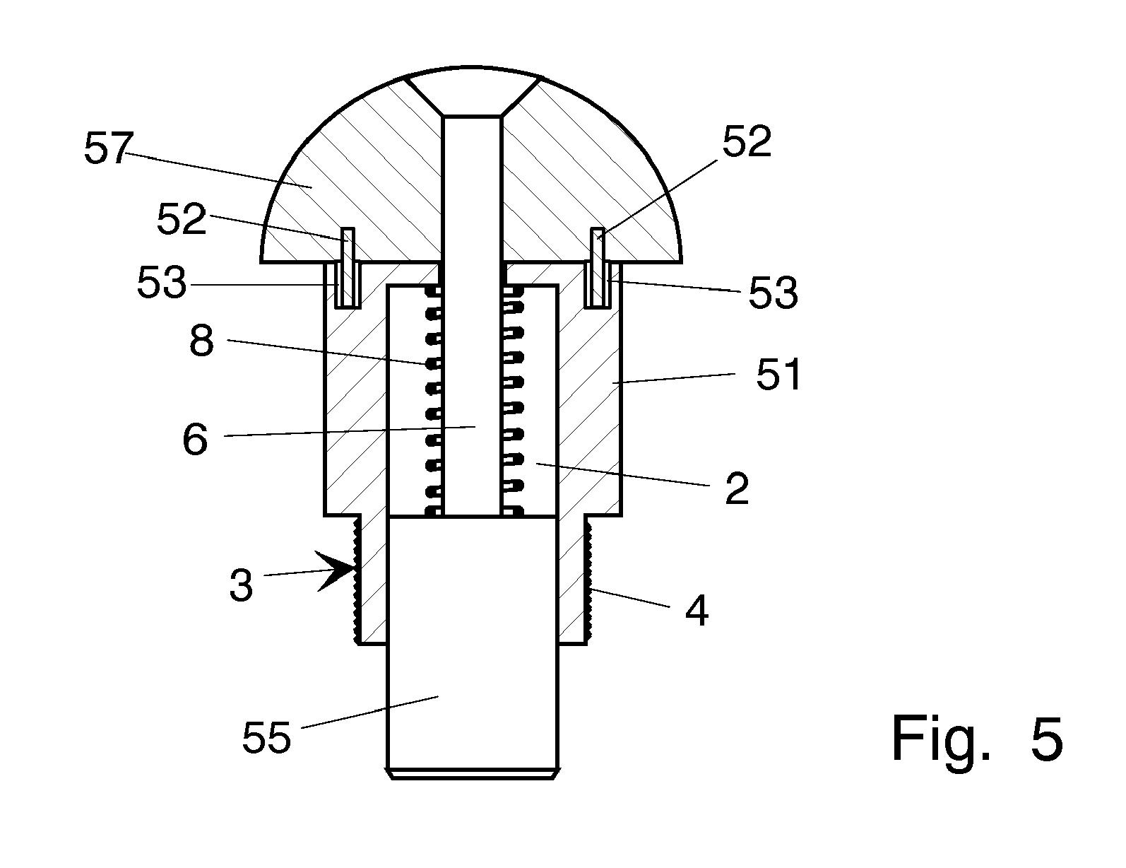 patent ep2253857a1 catch element google patents. Black Bedroom Furniture Sets. Home Design Ideas