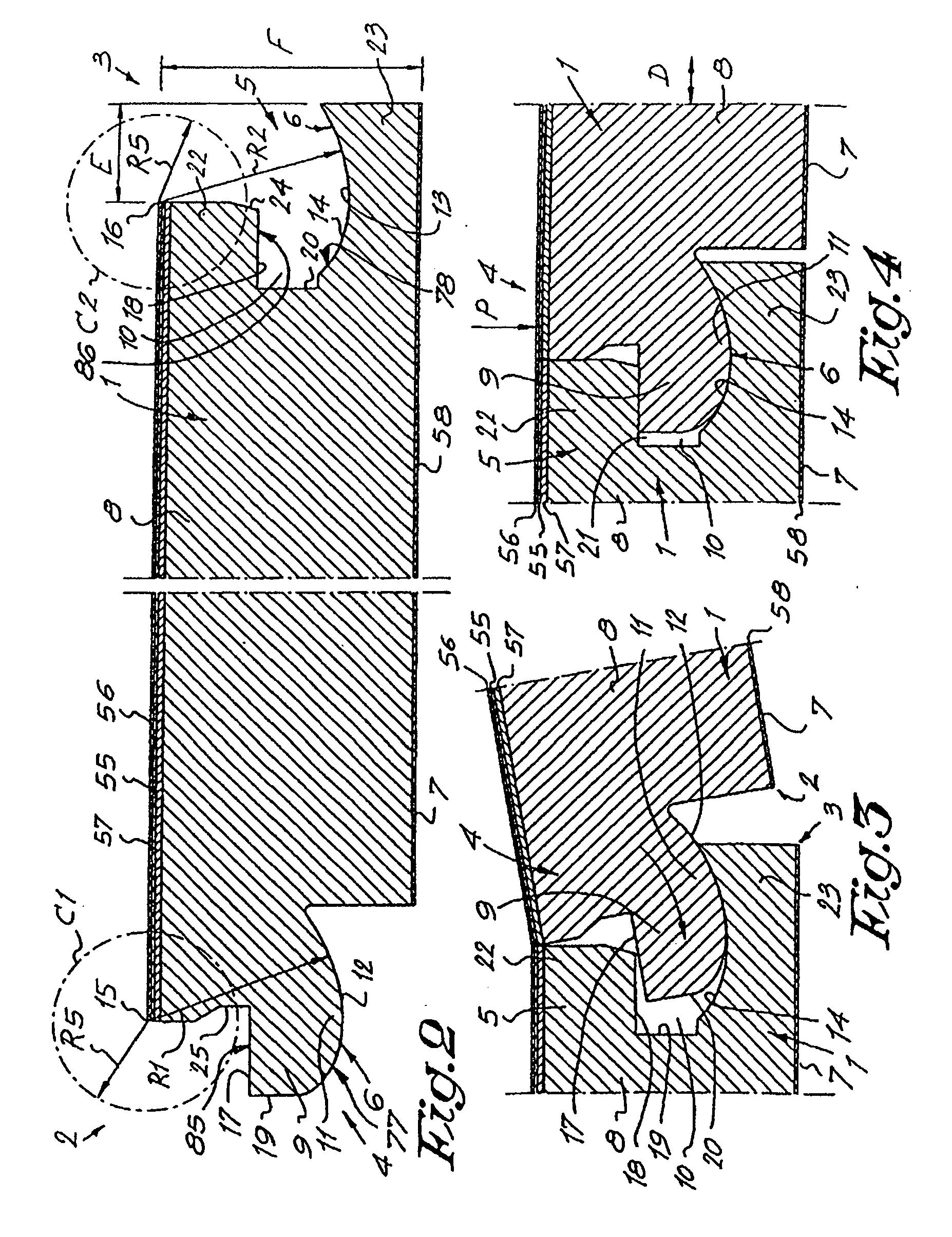 patent ep2275623a2 bodenbelag bestehend aus harten bodenplatten und verfahren zu ihrer. Black Bedroom Furniture Sets. Home Design Ideas