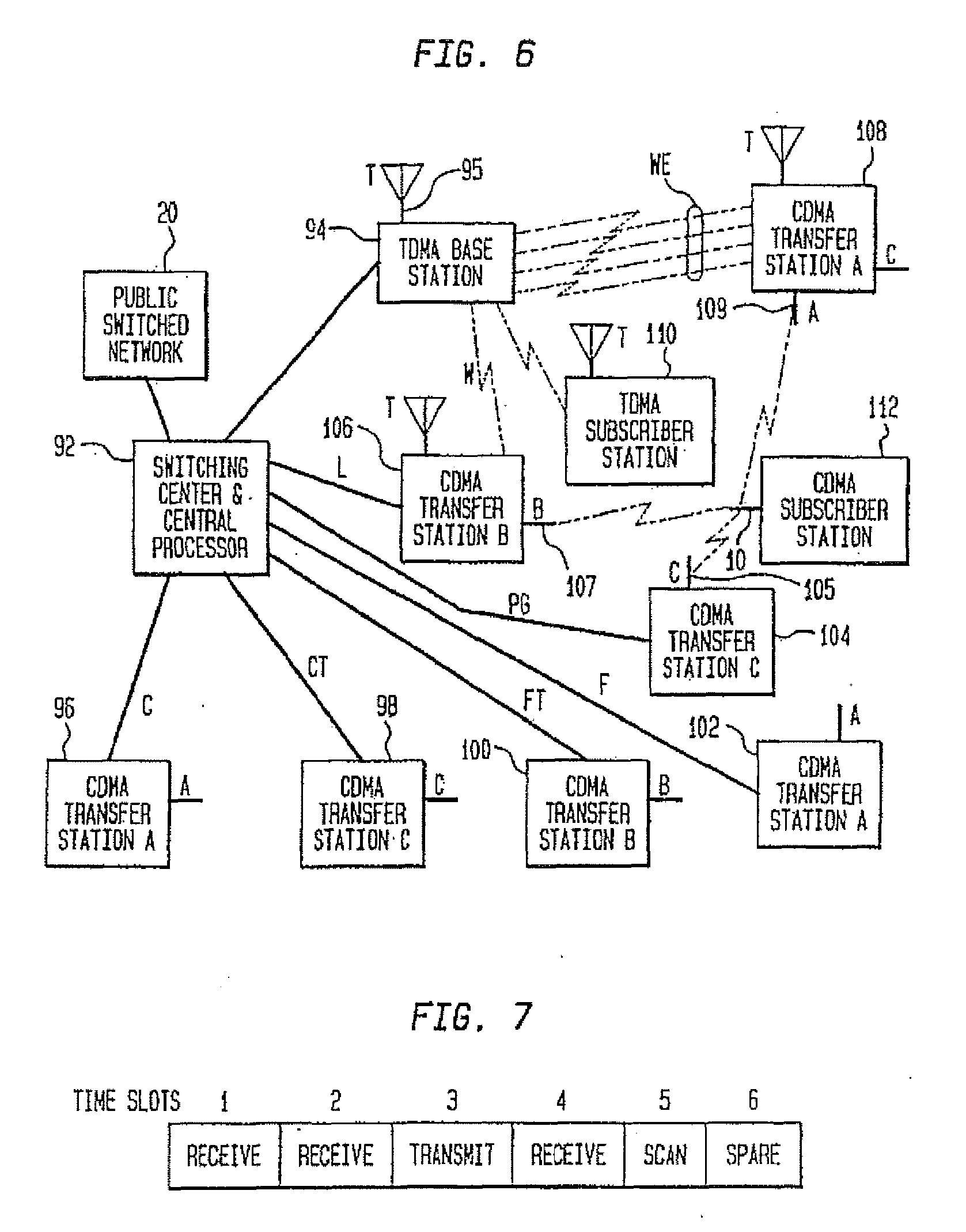 Patent Ep2293462a2 Wireless Telephone Distribution System With Snitch Gps Wiring Diagram Drawing