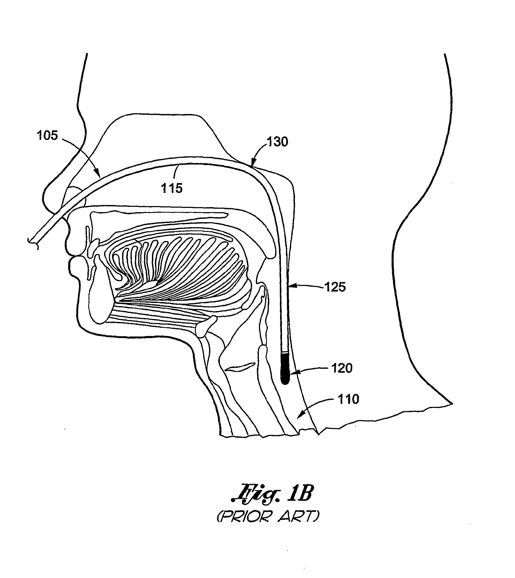 Patent EP2317929B1 - Flexible ösophagus-doppler-überwachungssonde ...