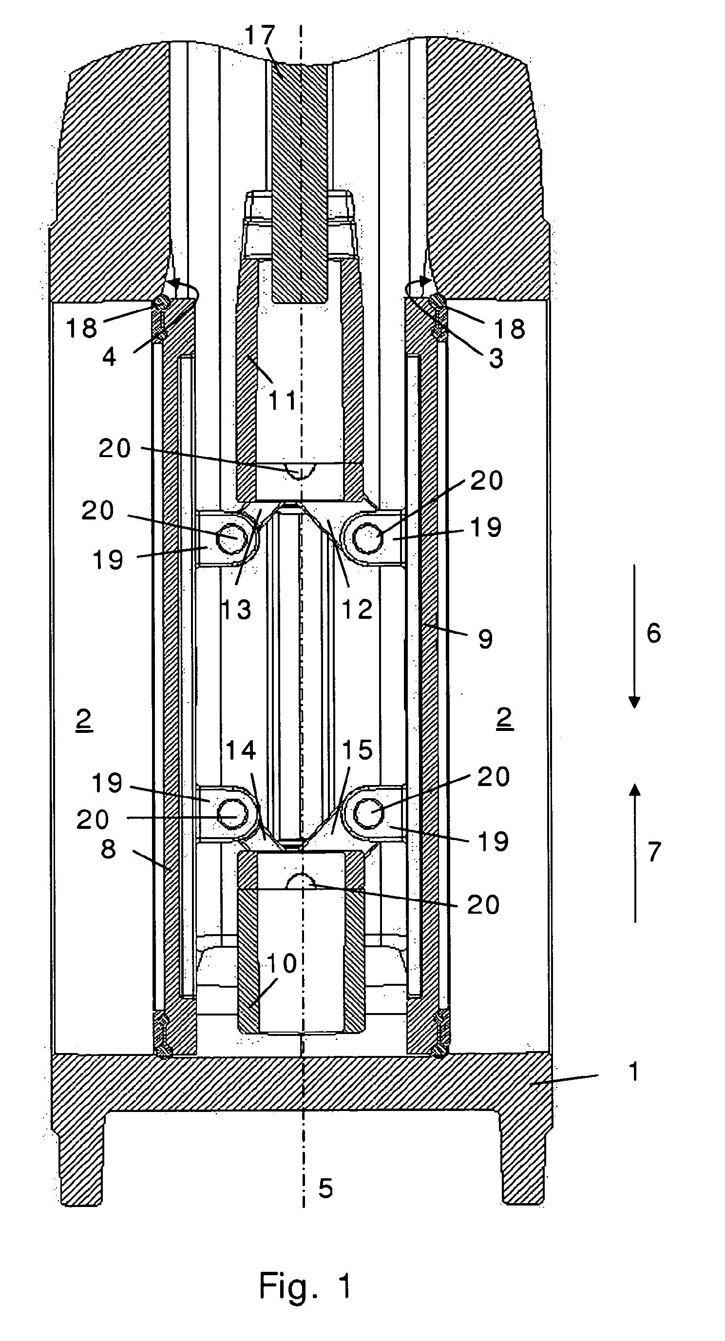 Patent Ep2370713b1 A Double Disc Gate Valve Google Patents