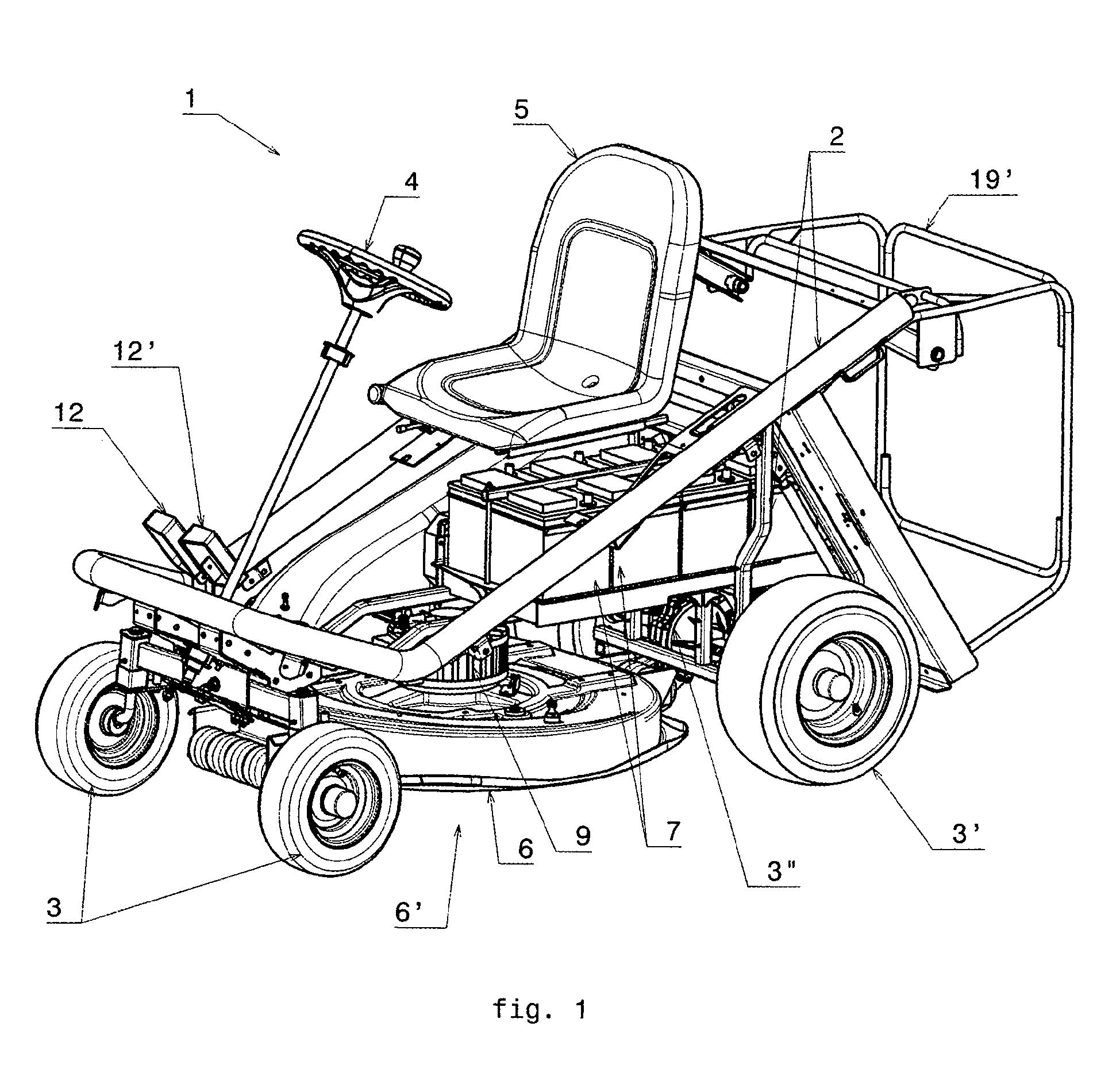 patent ep2385755b1 tondeuse electrique a conducteur