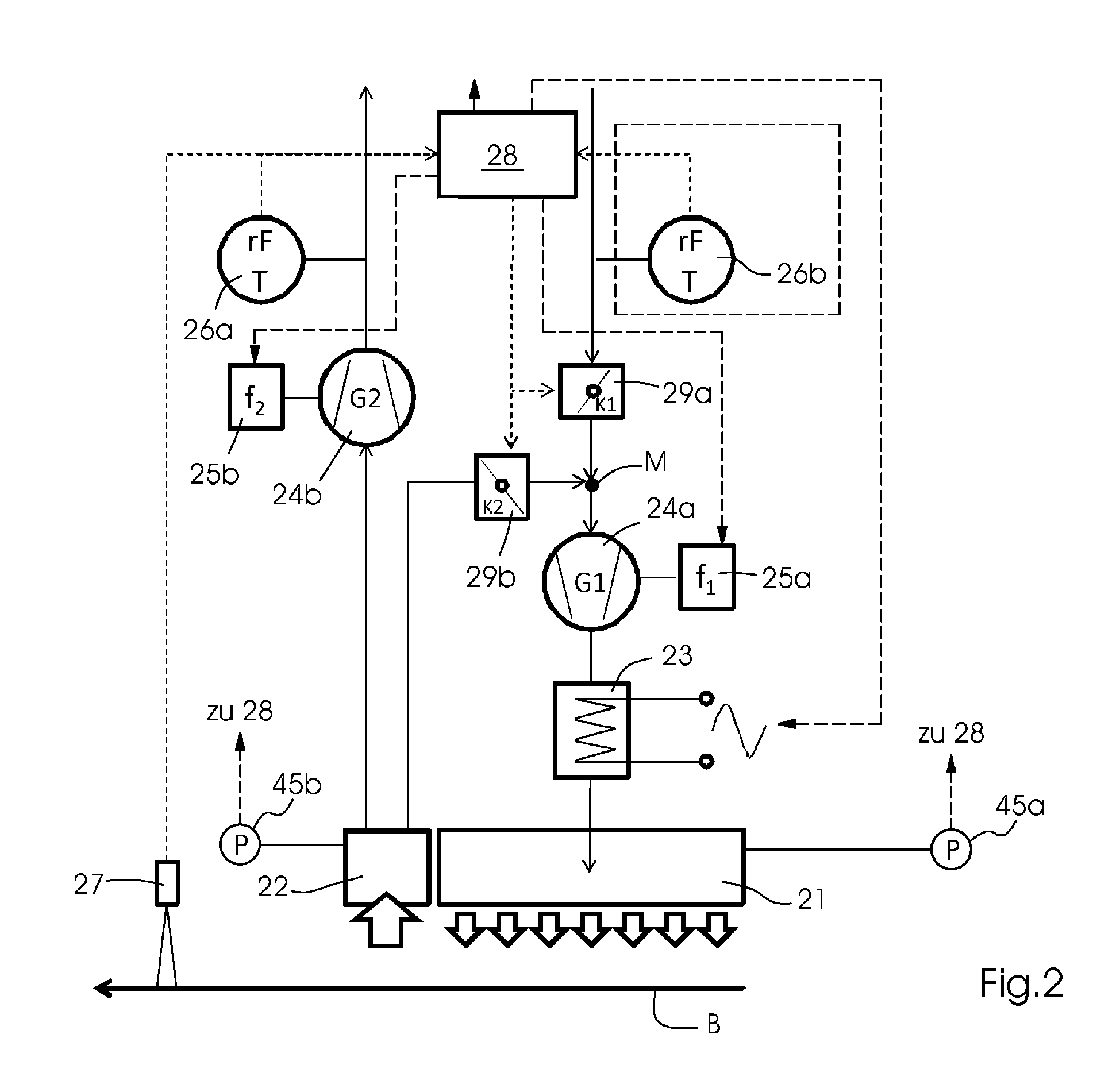 Patent EP2404758A1 - Machine for processing sheets with one or more ...