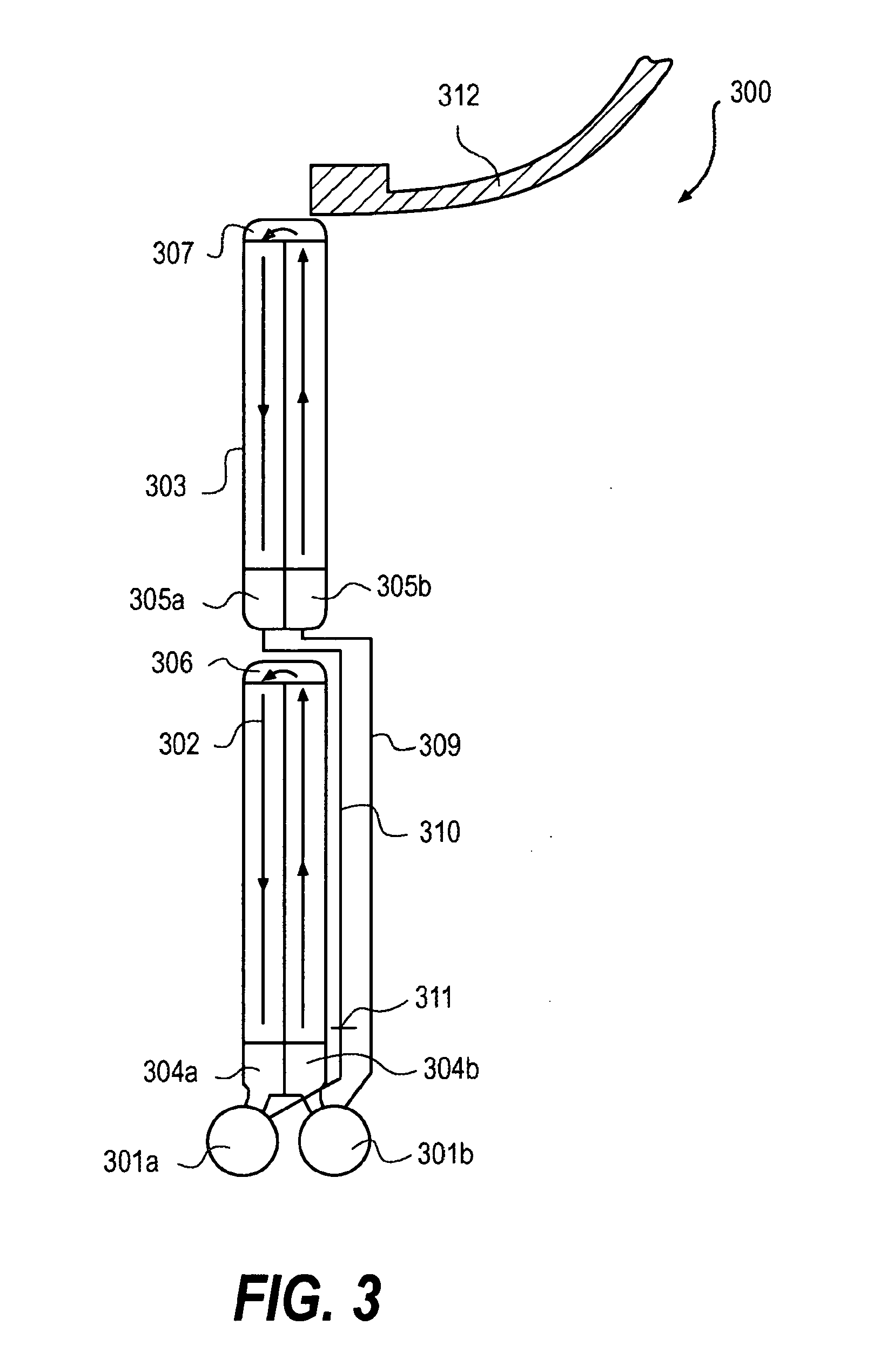 Patent EP B1 Indirect dry cooling tower apparatus and