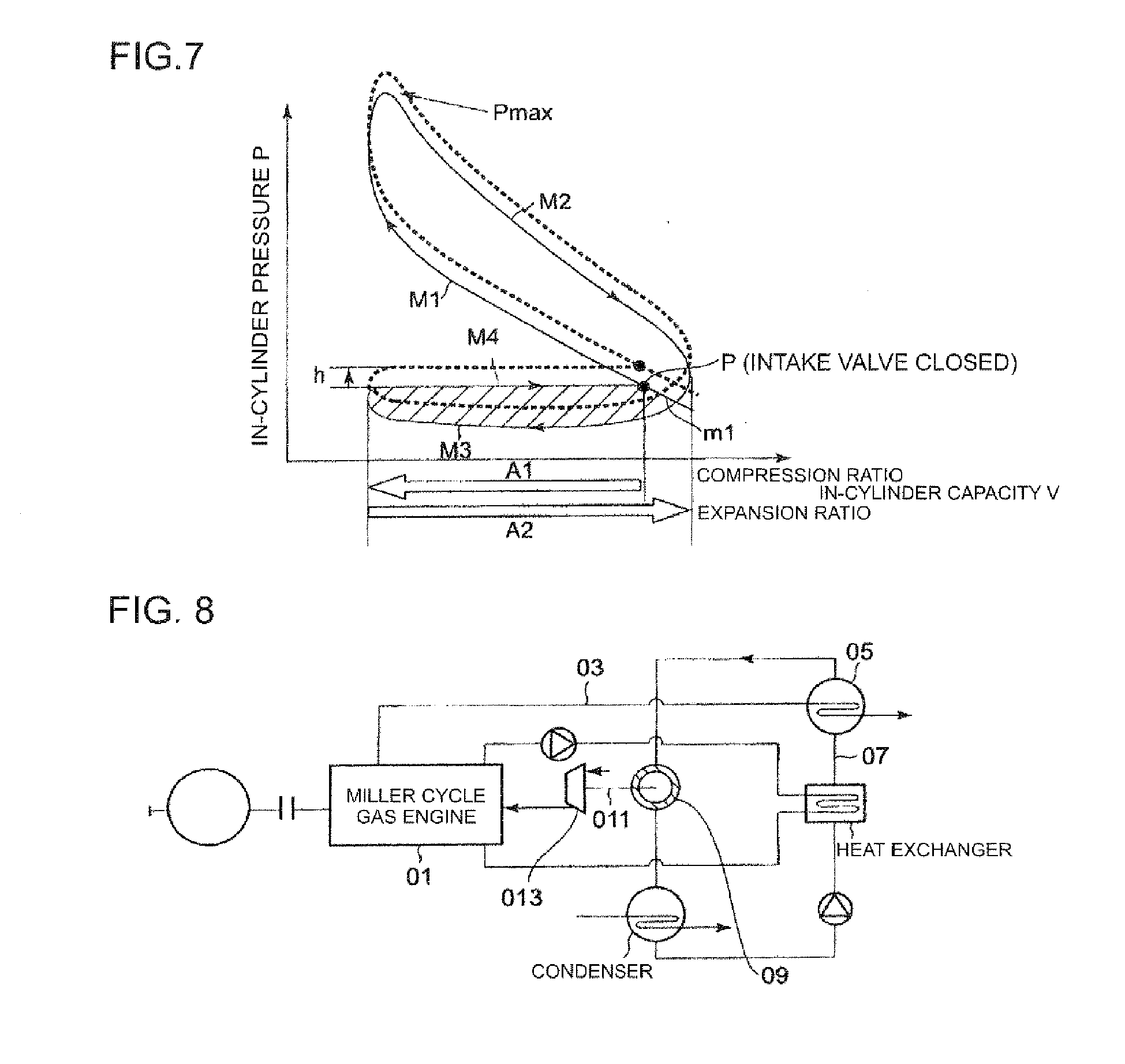 patent ep2489861a1 - miller cycle engine - google patents miller cycle engine diagram 1999 parts of a four cycle engine diagram