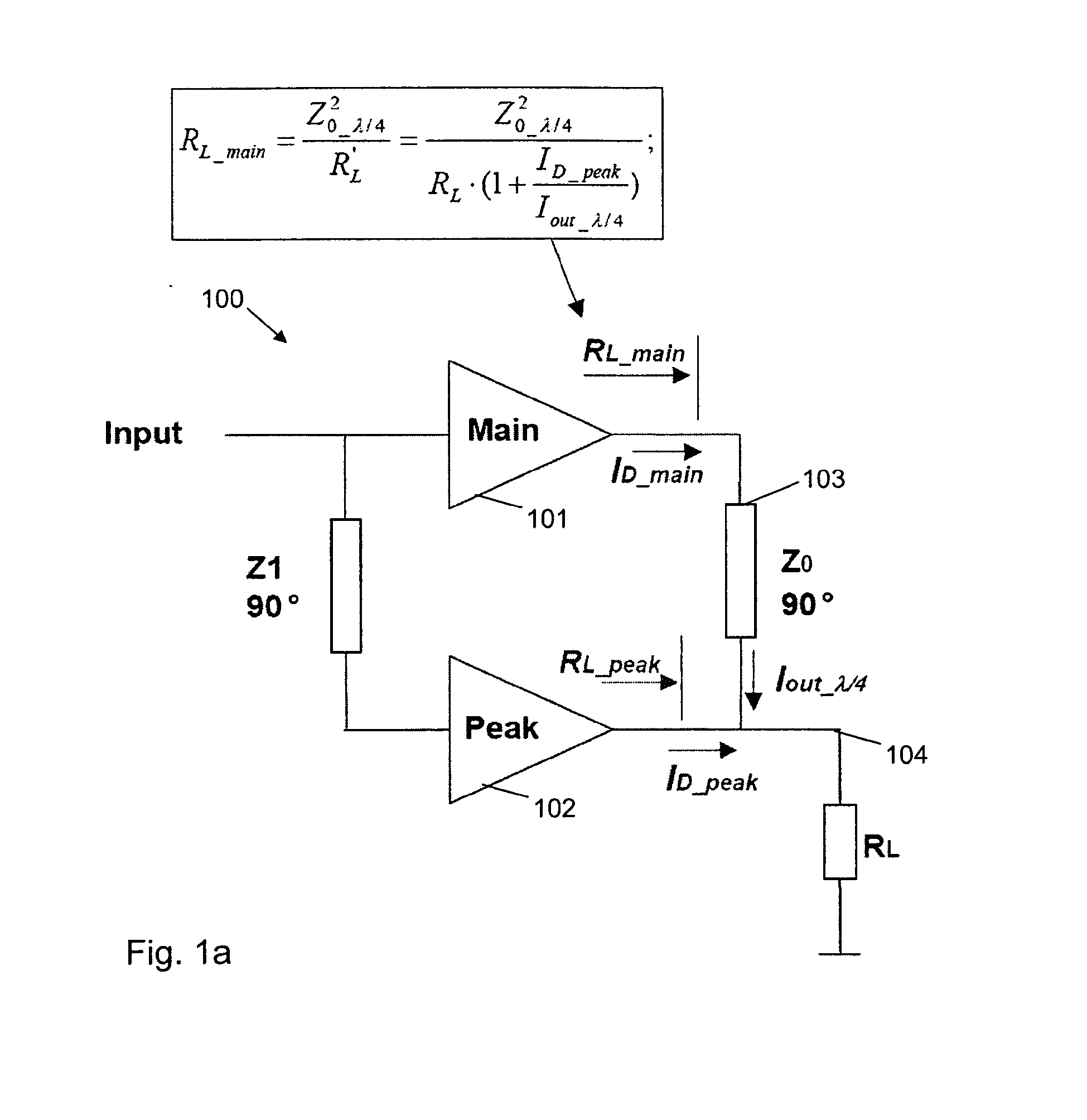 Doherty Power Amplifier Phd Thesis Class C Circuit Diagram High Efficiency Design Using
