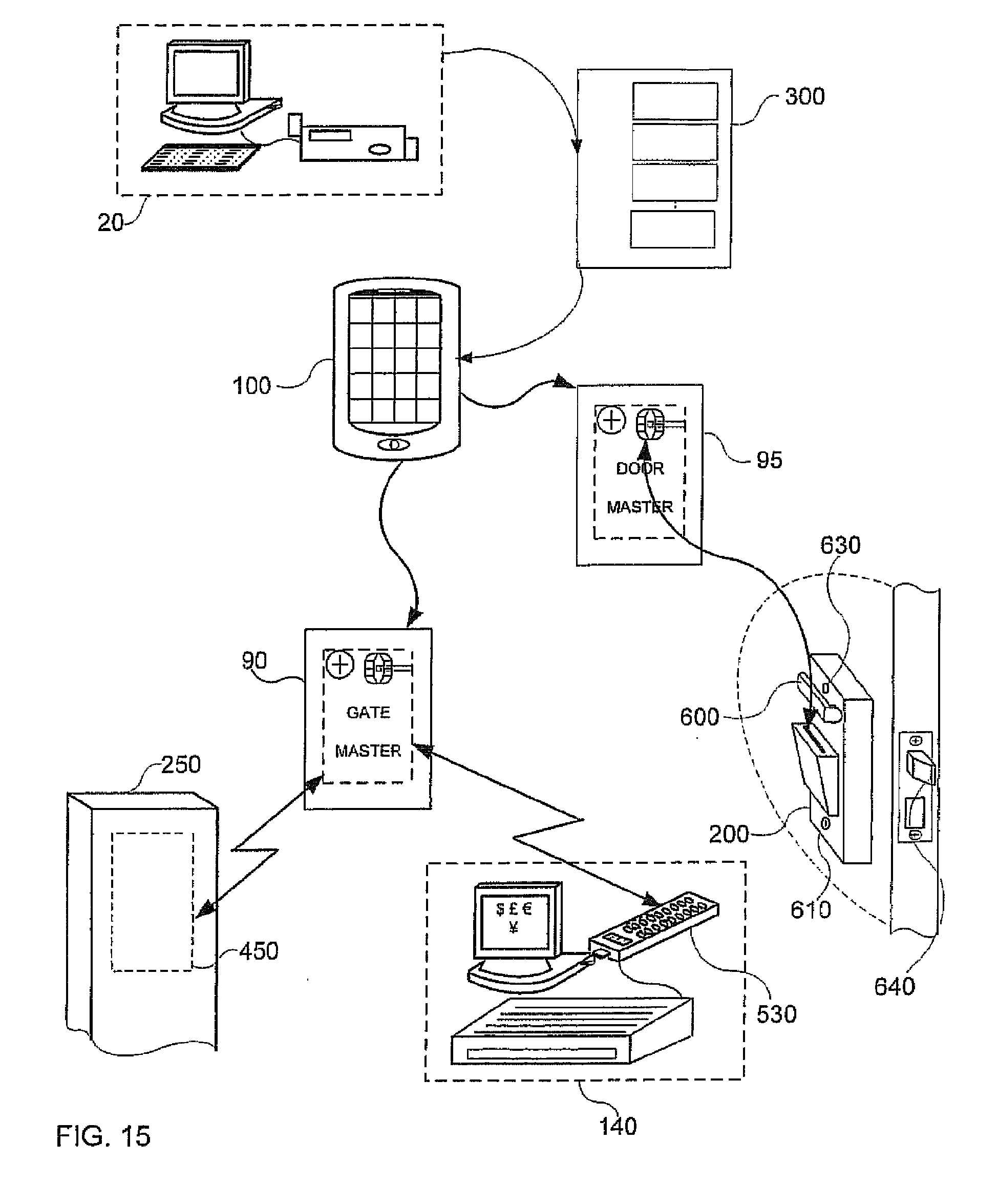patent ep2549443a2  on