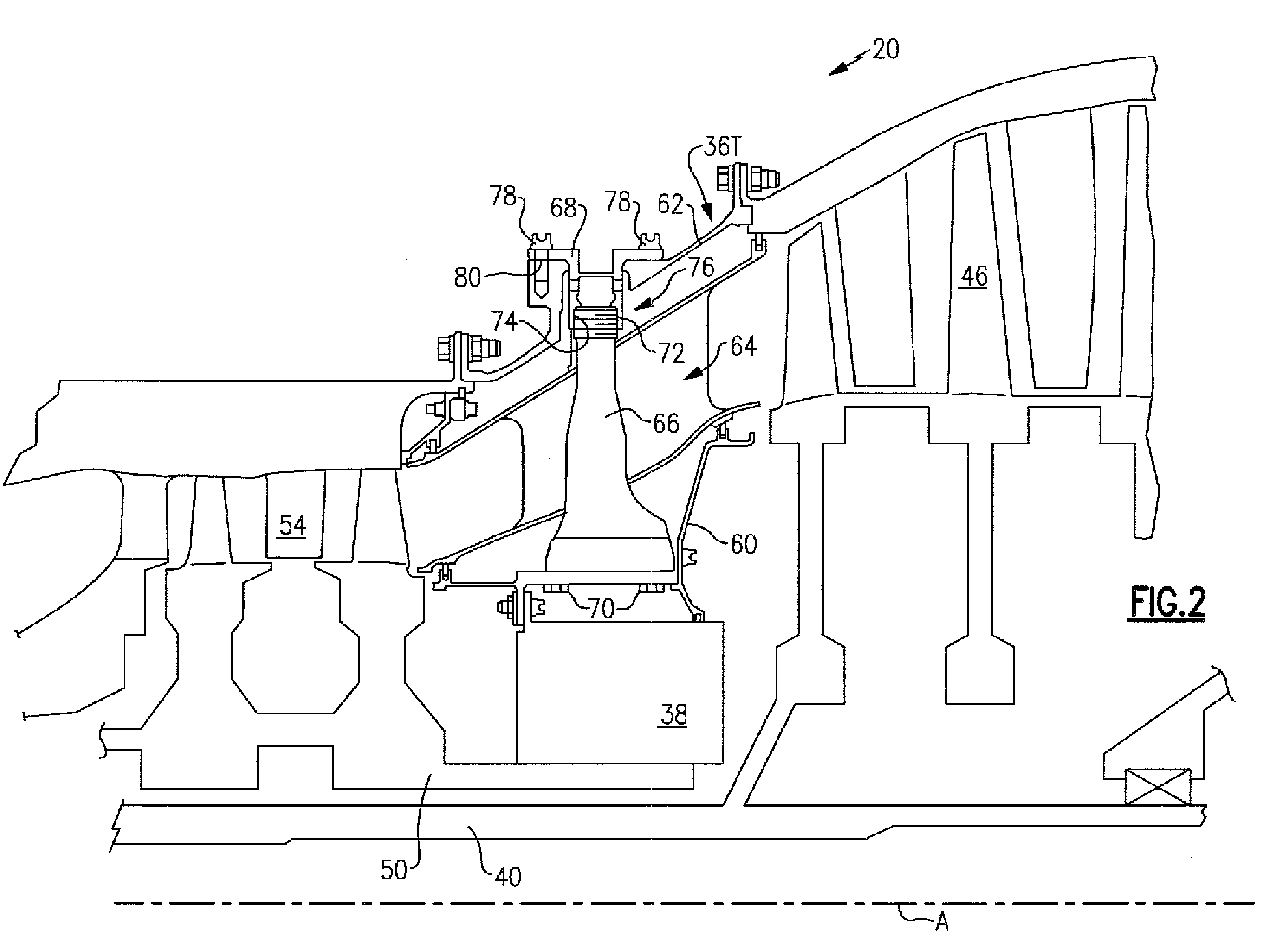 Patent EP A2 Tie rod for a gas turbine engine Google Patents