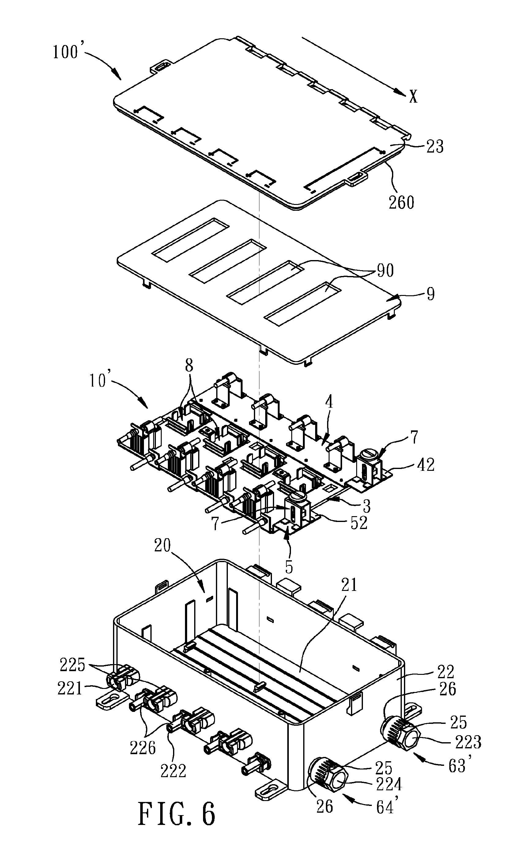 imgf0006 patent ep2584615a1 combiner box google patents,Wiring Combiner Bo To