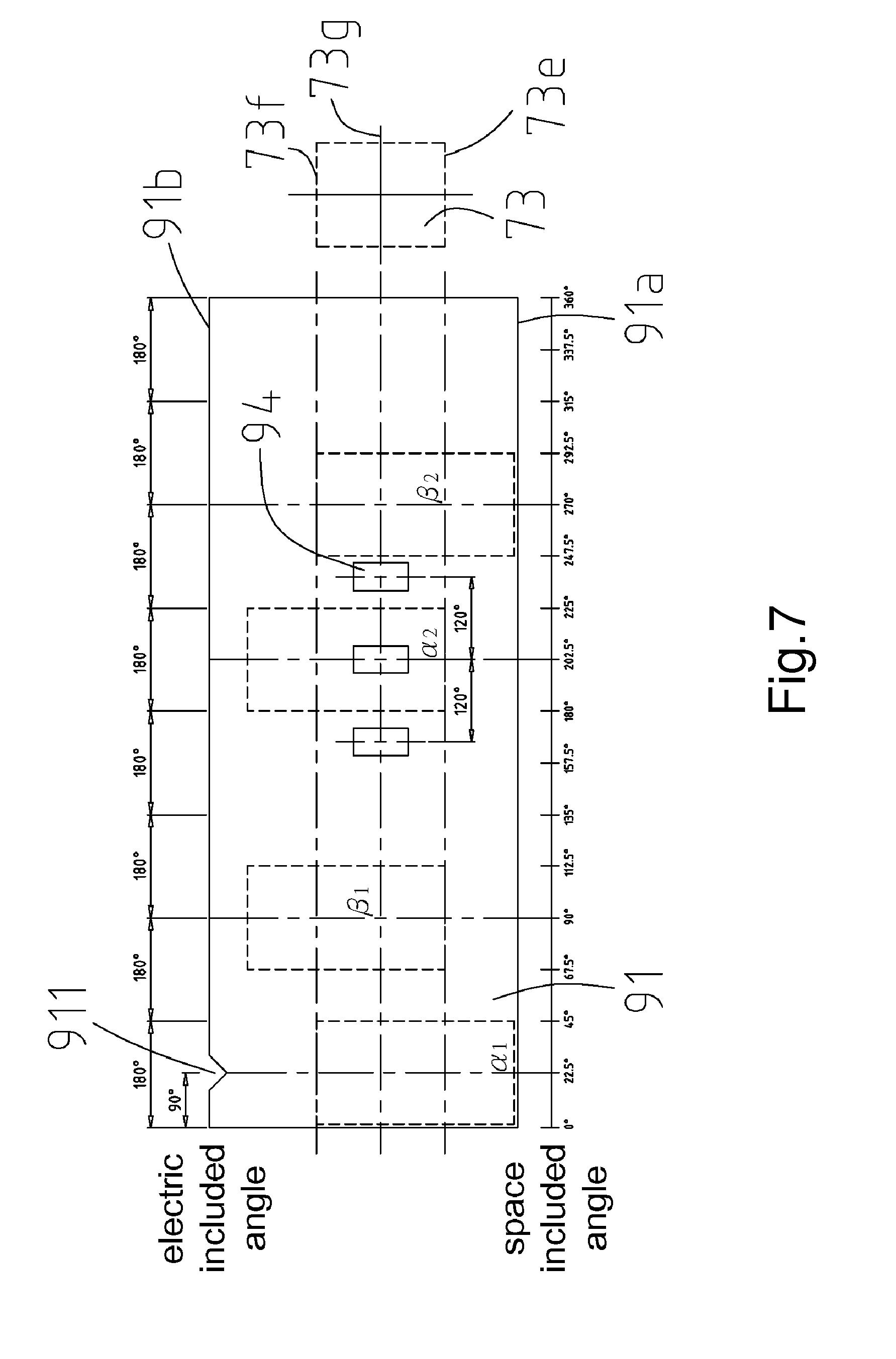 imgf0014 patent us5955880 sealless pump rotor position and bearing teikoku teikoku pump wiring diagram at downloadfilm.co