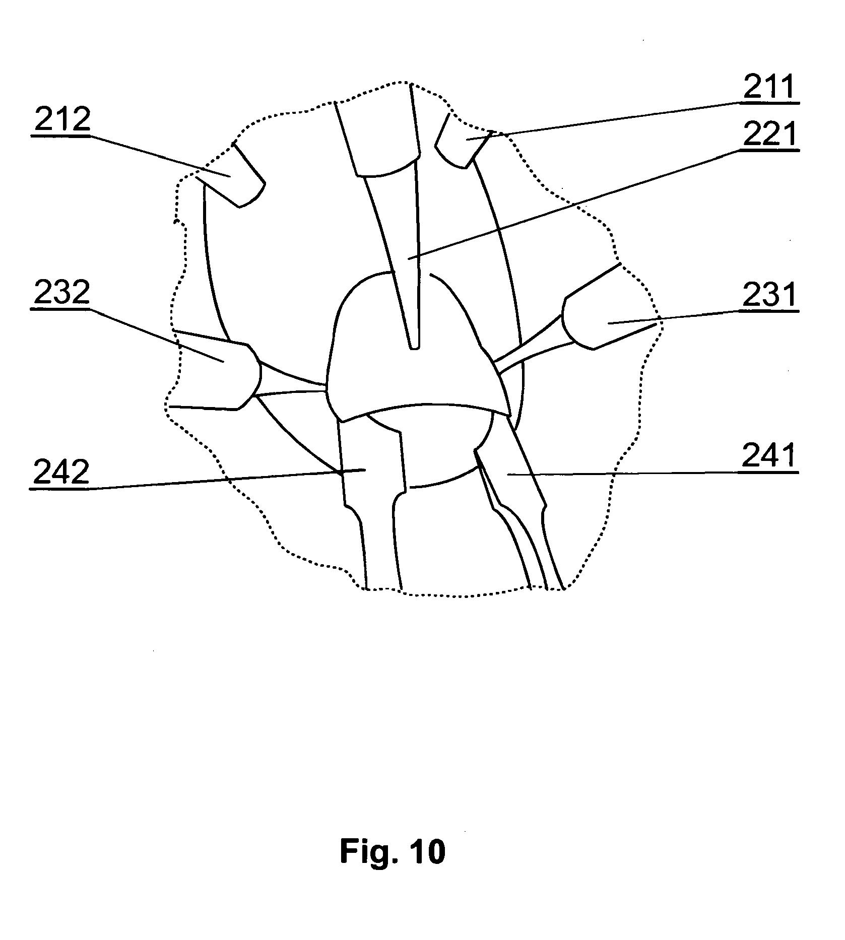 Patent EP2765961B1 - Vorrichtung zur korrektur einwachsender ...