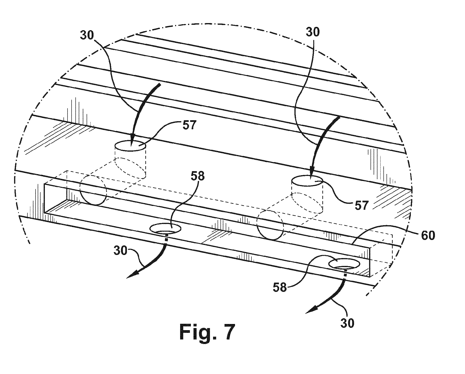 Patent EP A1 Gas turbine transition piece aft frame