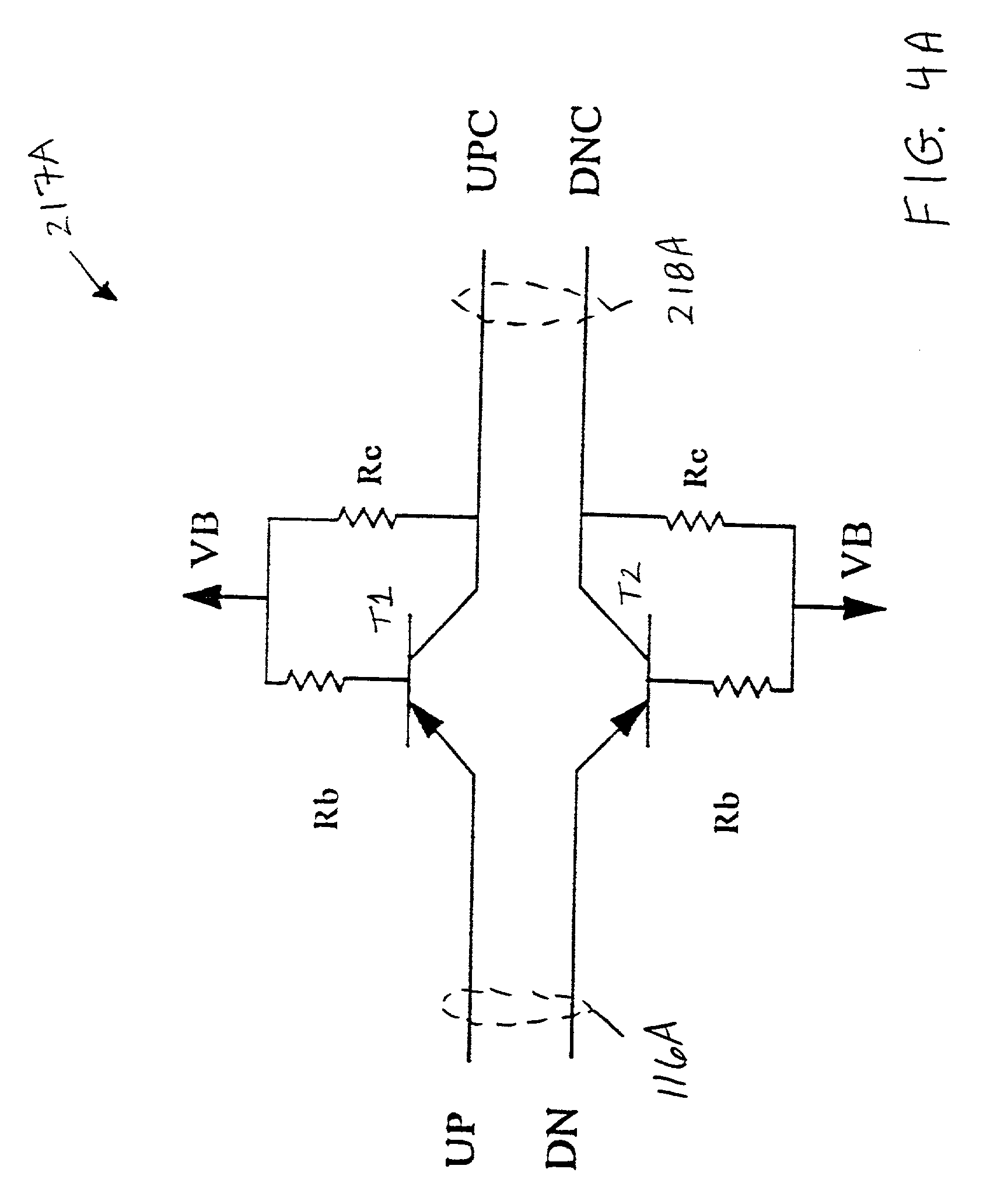 Patent Us20010013800 Compensation Circuit For Low Phase Offset Voltagecontrolled Crystal Oscillator Vcxo Diagram Drawing