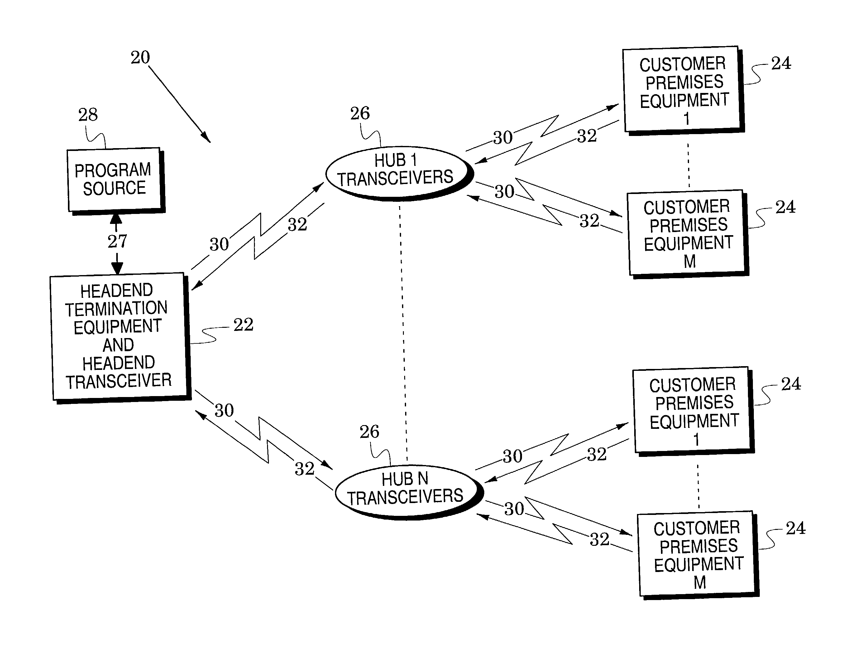 Patent Us20020001316 Modulation Methods And Structures For M Ary Qam Block Diagram Drawing