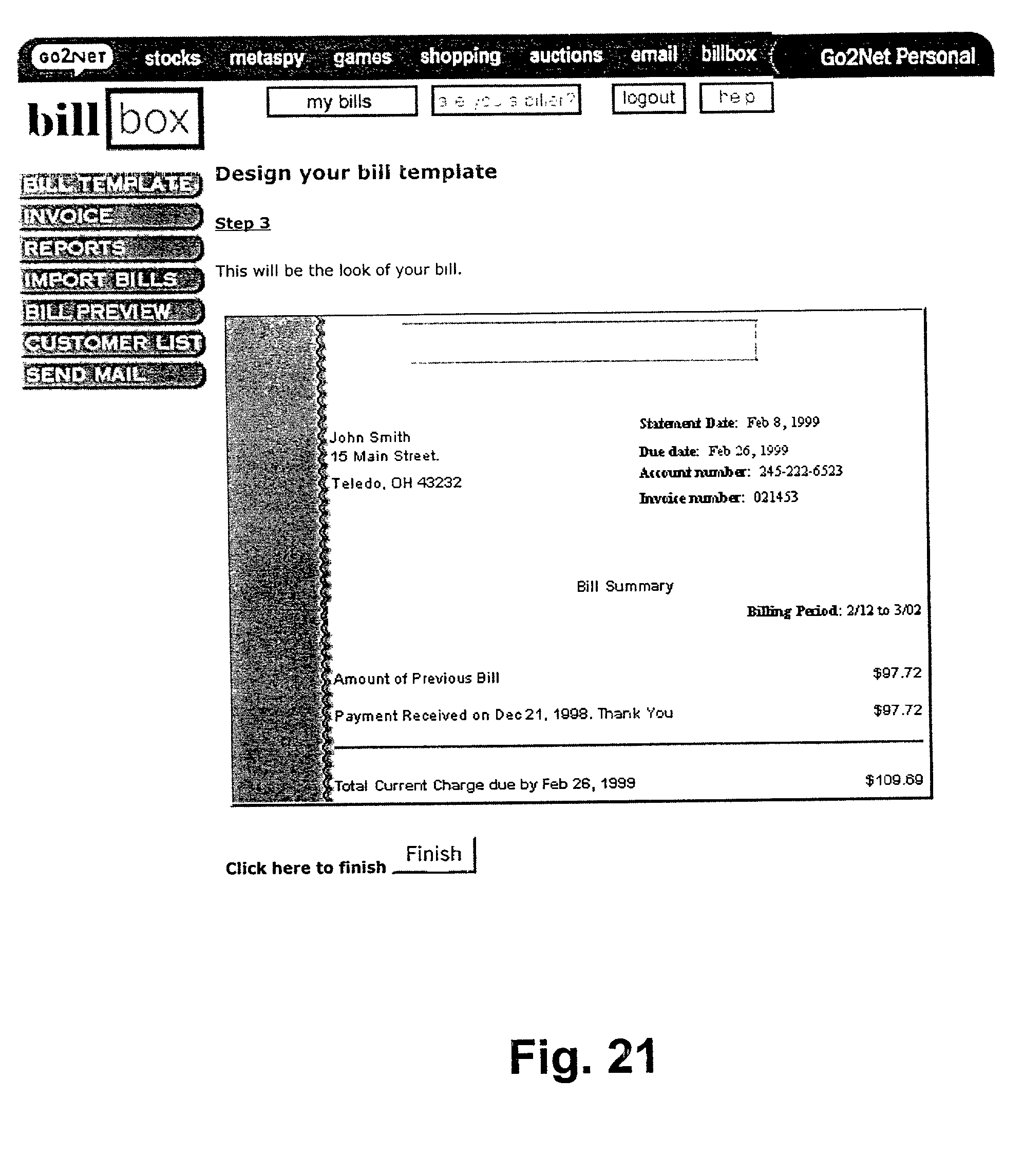 electronic bill presentment and payment pdf
