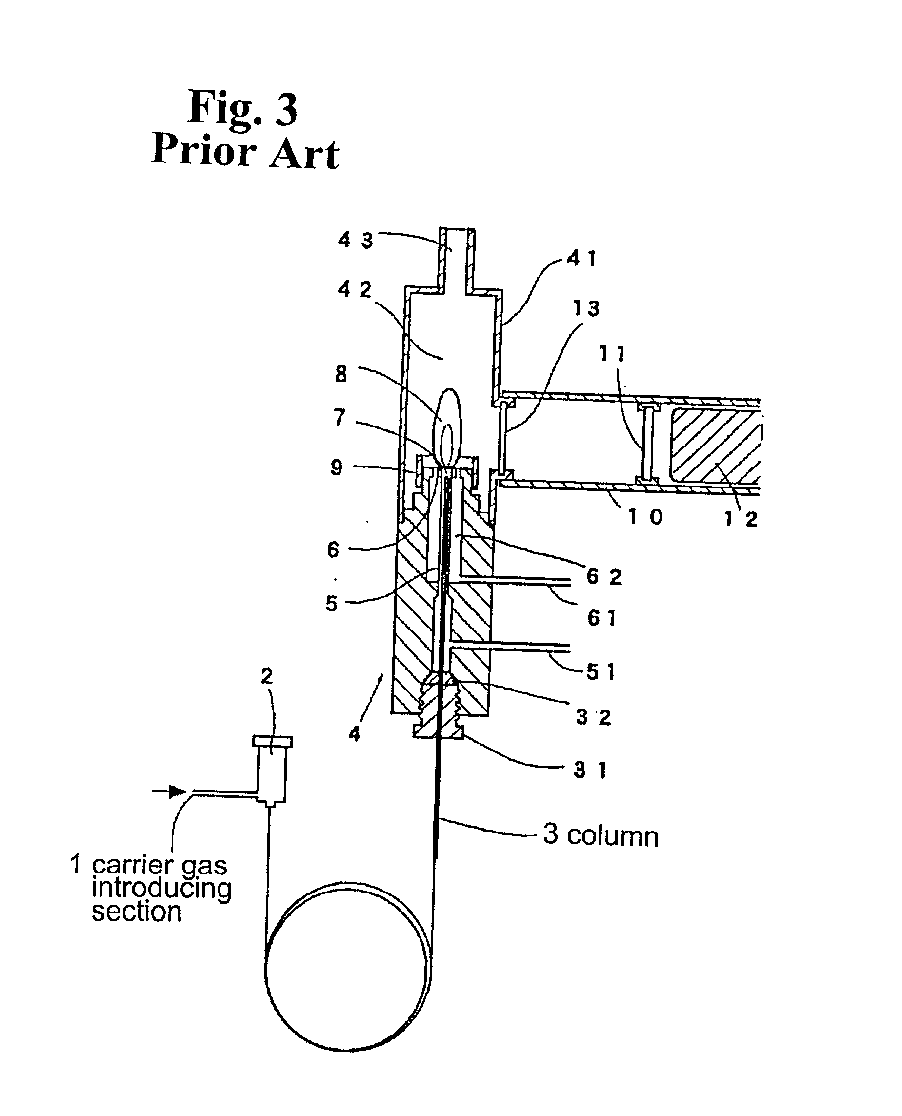 Schematic Diagram Of Flame Photometer