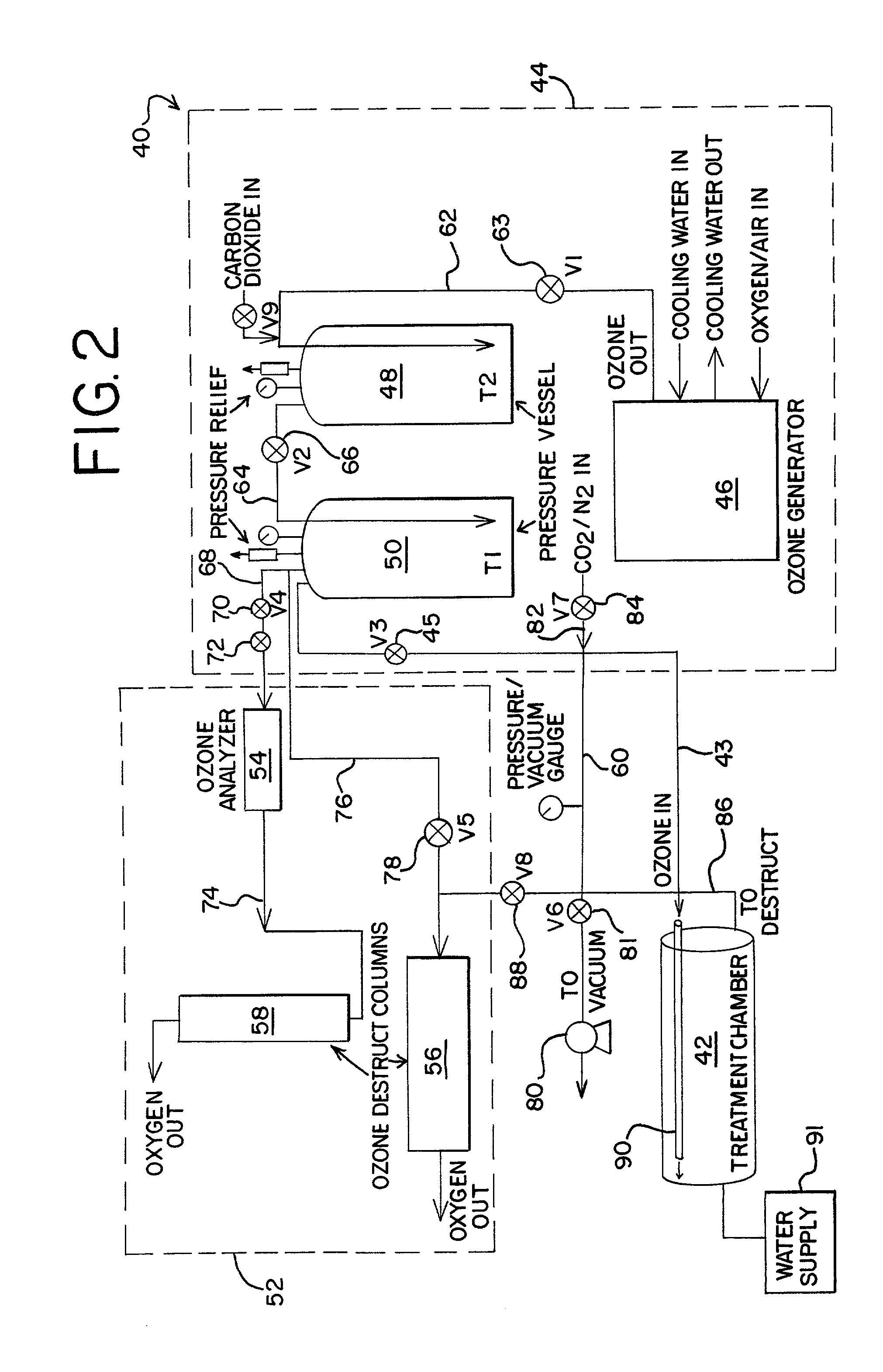 Patent Us20020025364 Food Disinfection Using Ozone Google Patents Generator Circuit Drawing
