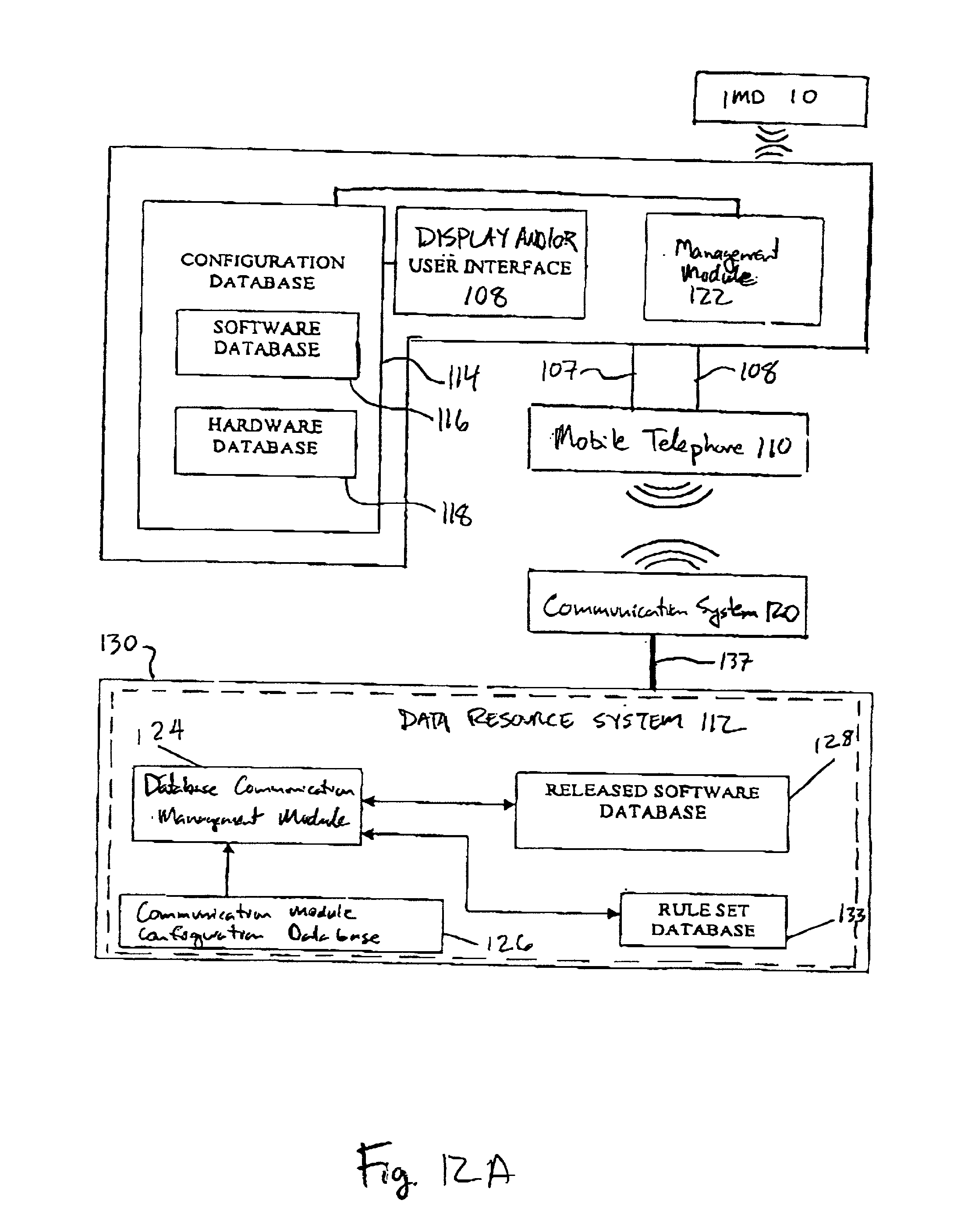Patent Us20020052539 System And Method For Emergency Communication Odyssey Ups Circuit Diagram Drawing