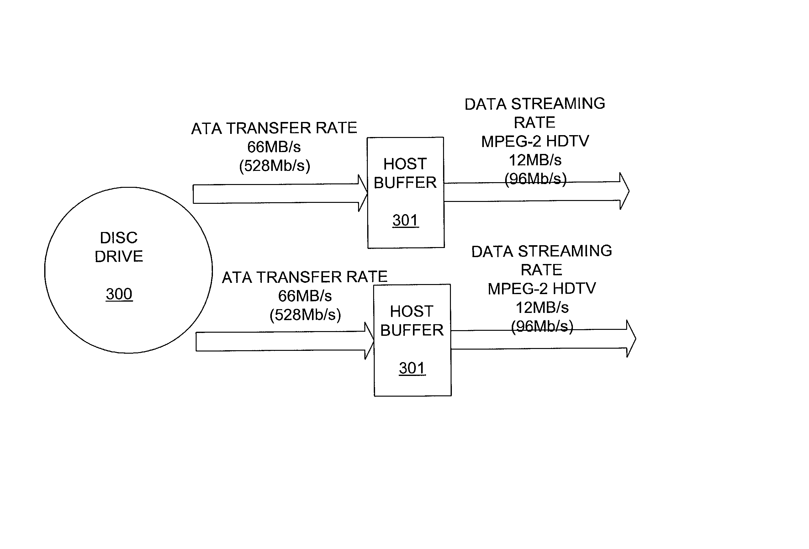 Patent Us20020059276 Optimising Allocation Of Sectors In Disc Block Diagram Hdtv Drawing