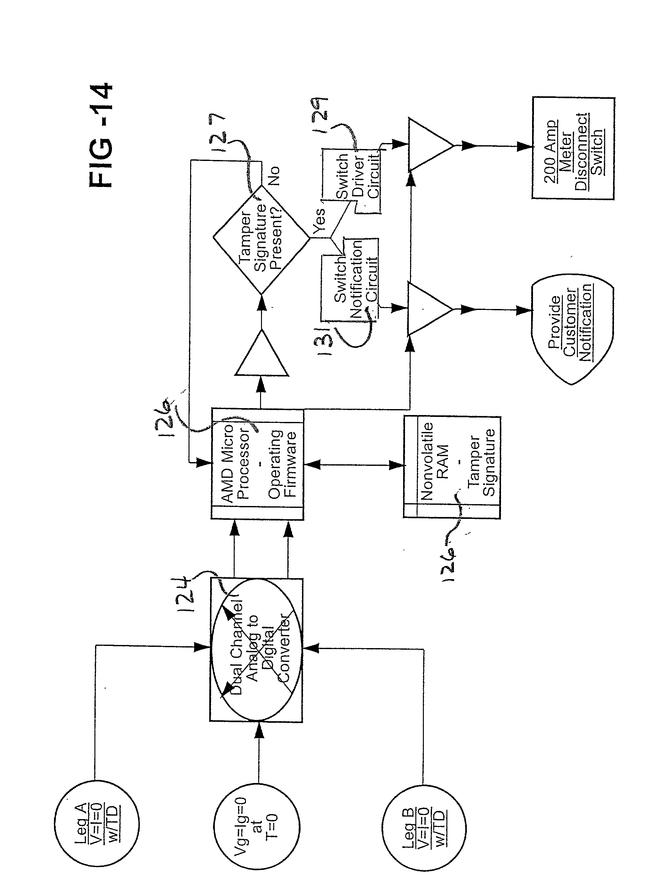 patent us20020063635 point of use digital electric energy Network TCP IP Protocol patent drawing