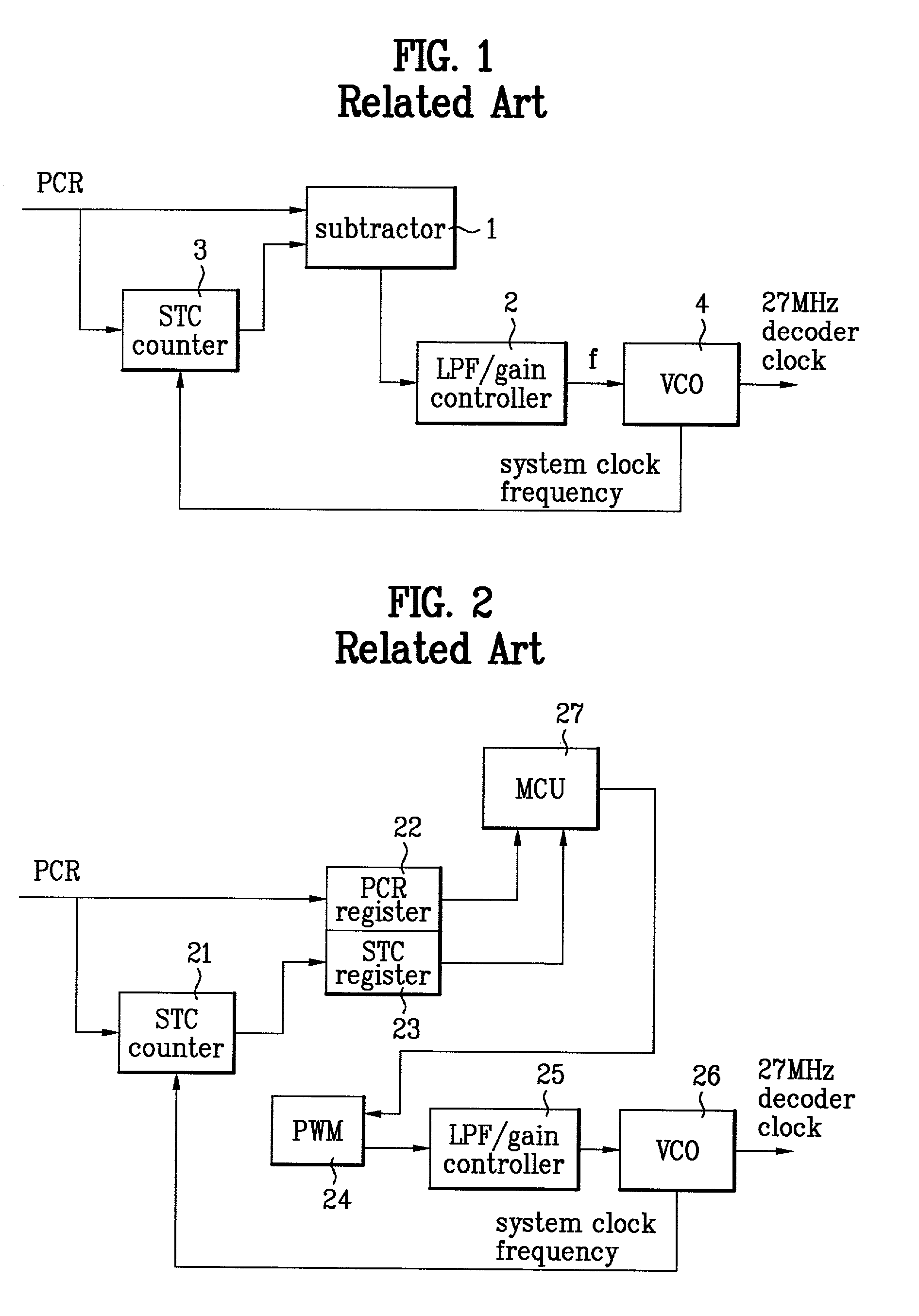 Patent Us20020063796 Controlling The System Time Clock Of An Mpeg Figure 1 Block Diagram Multiplexer Drawing