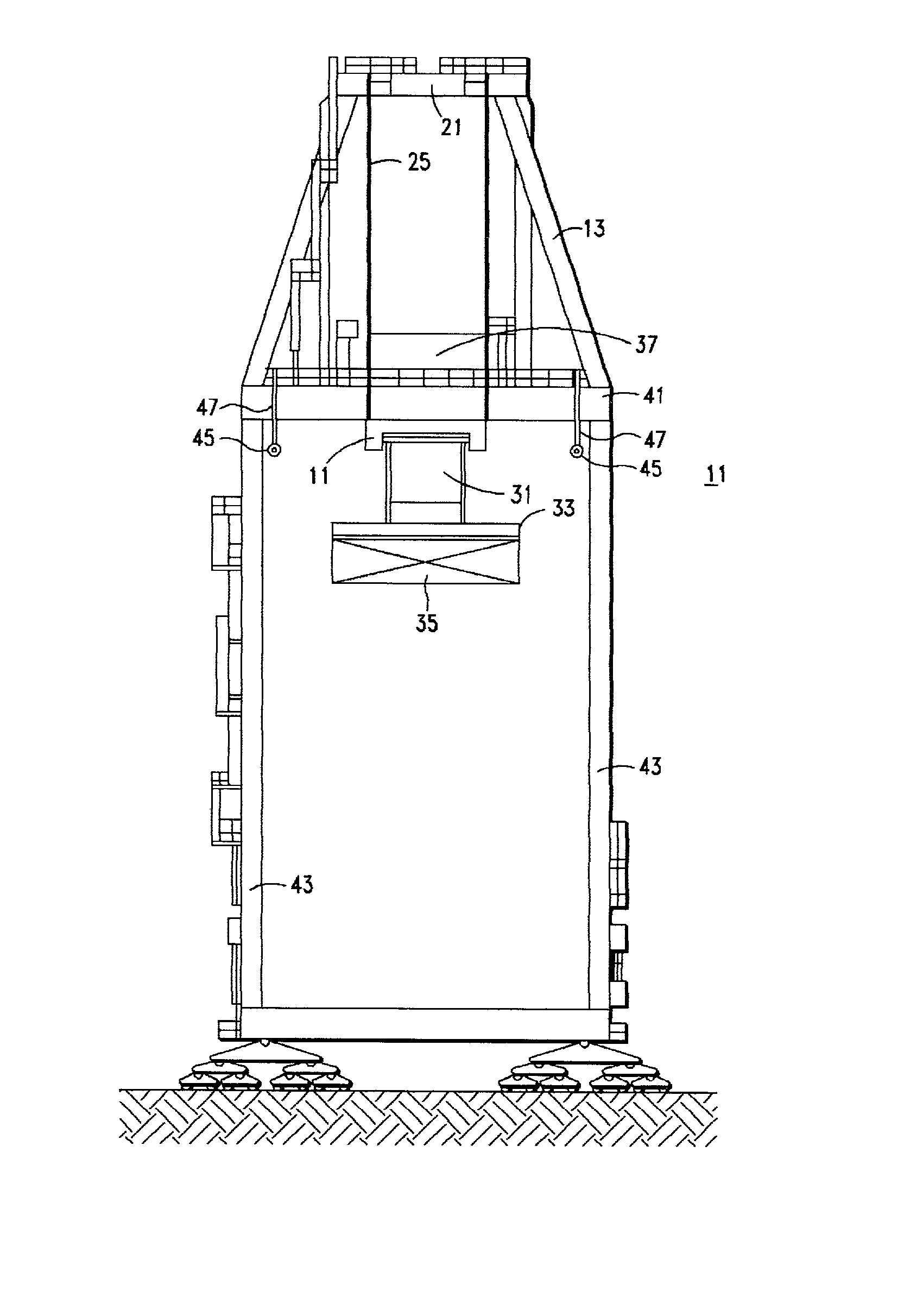 Patent Us20020070870 Boom Protection System For Dockside