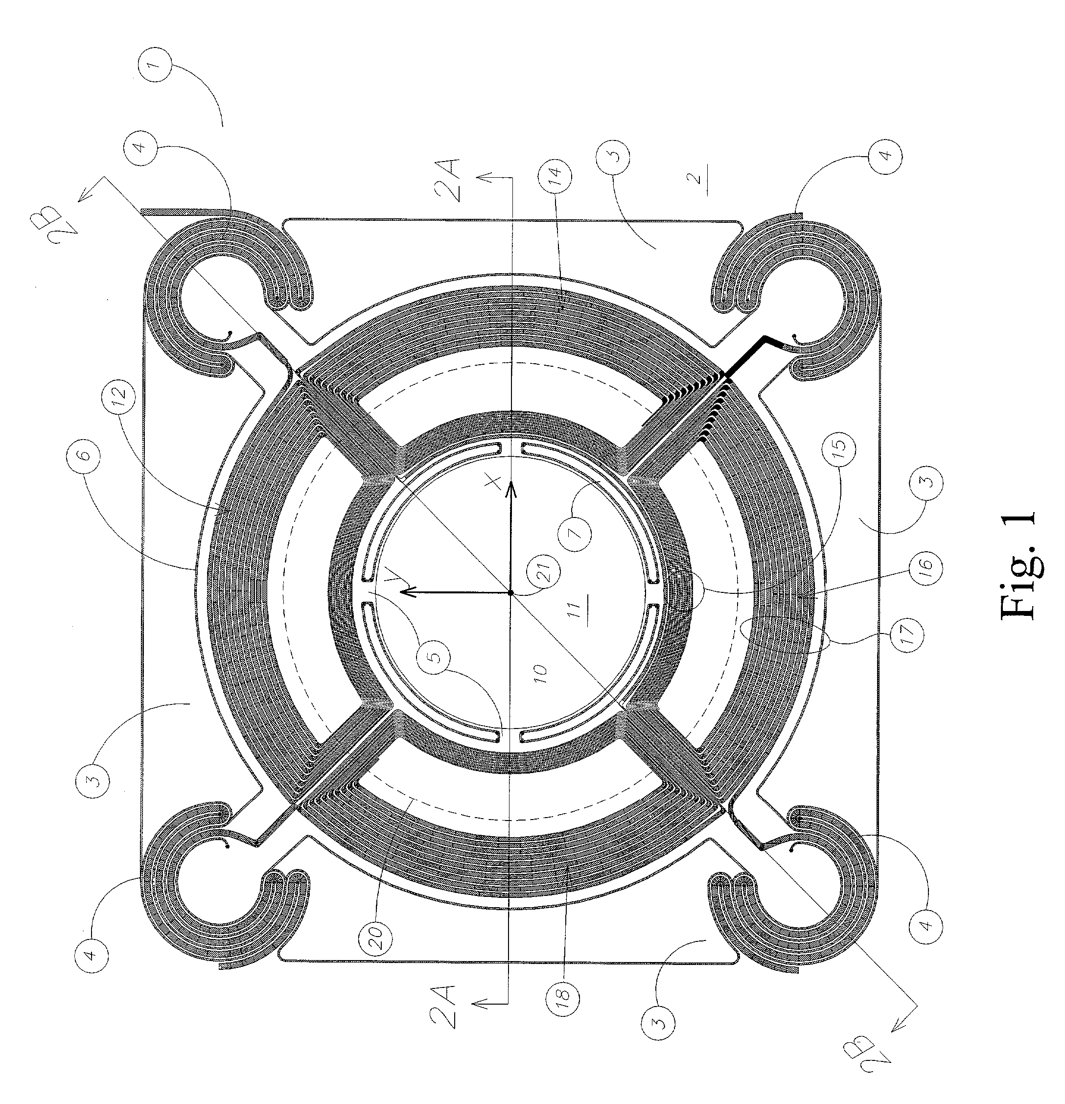 Patent Us20020130561 Moving Coil Motor And