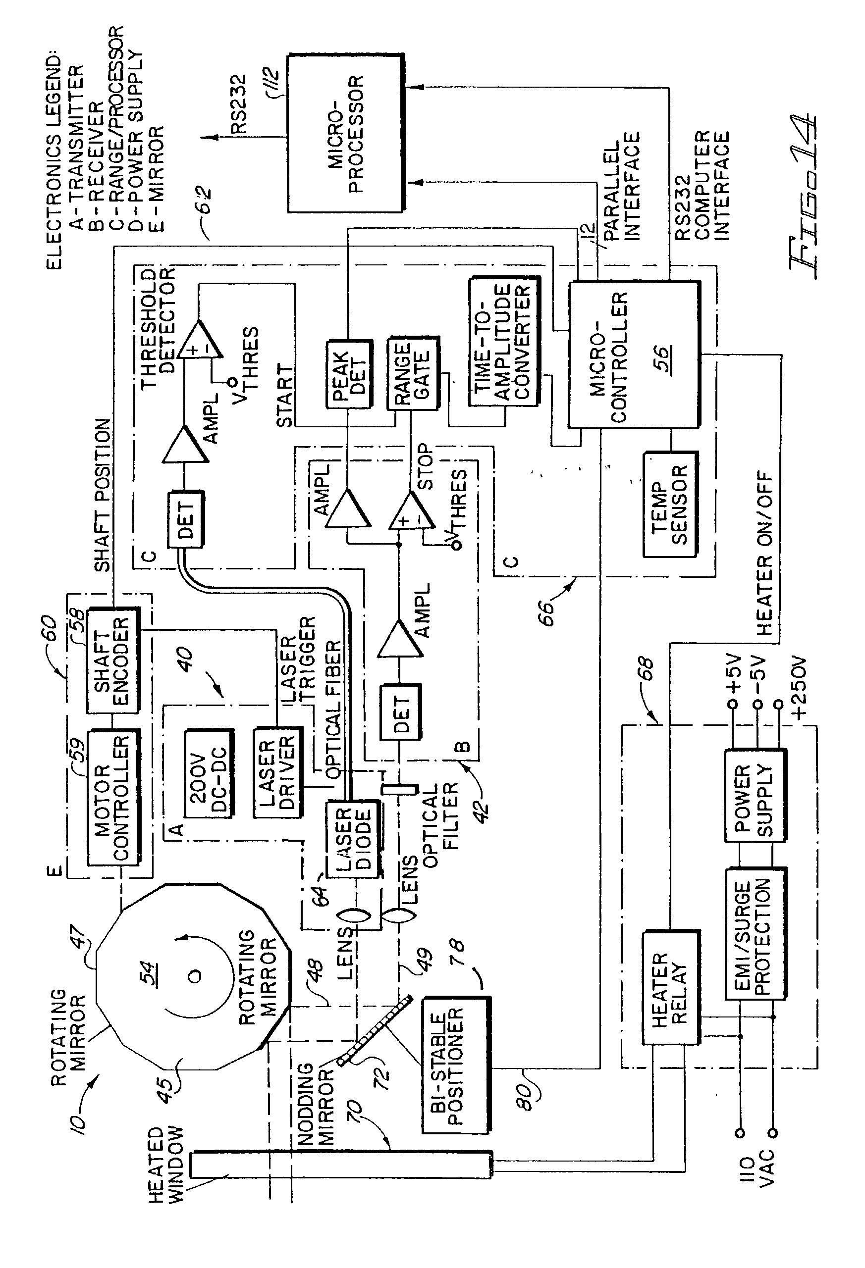 Patent Us20020140924 Vehicle Classification And Axle Counting Optical Copuler Switch Sequential Circuit Diagram Sensorcircuit Drawing
