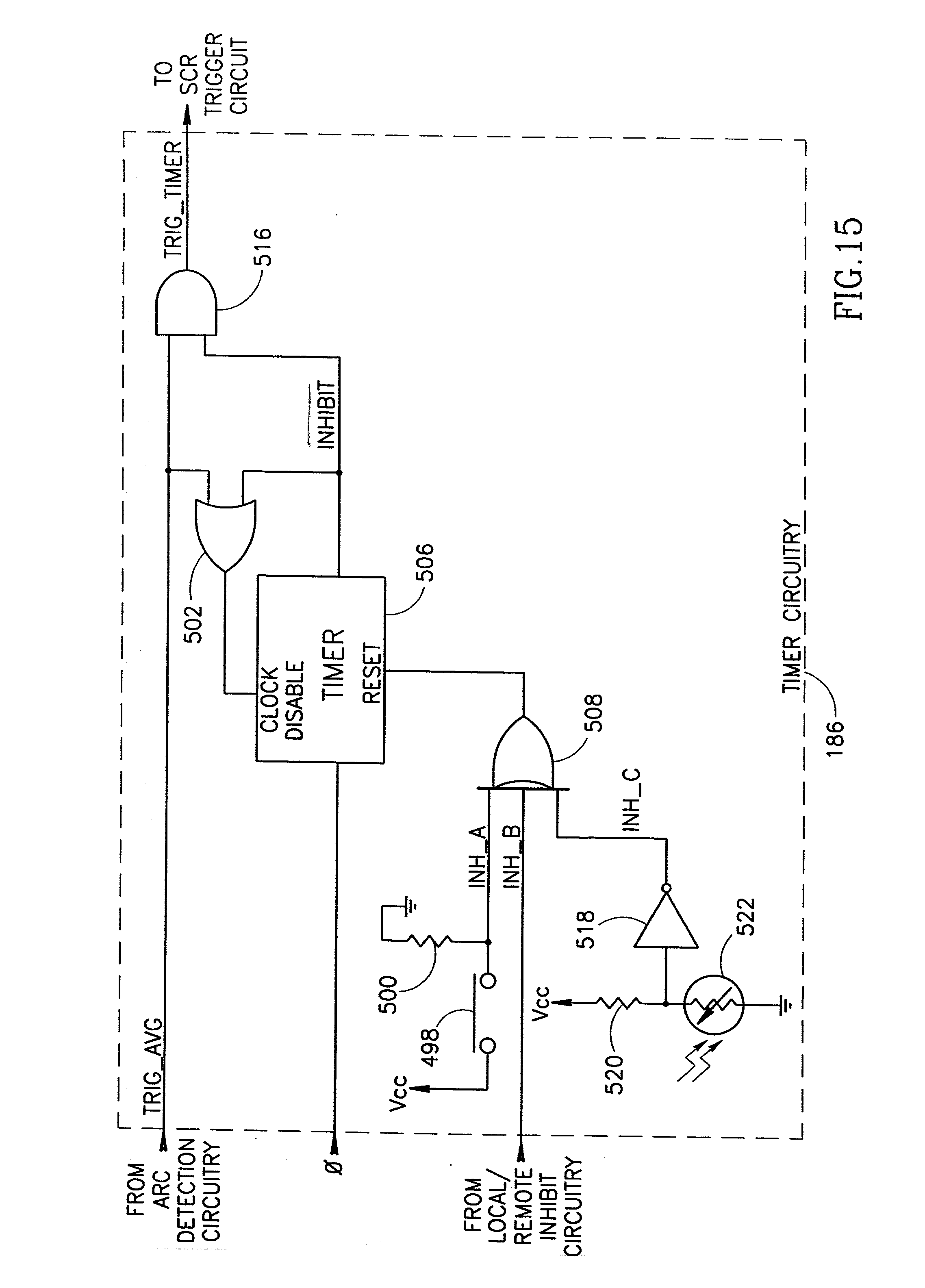 Arc Fault Circuit Interrupter Tripping Guide And Troubleshooting Ground Interupter Patent Us20020149891 Detector With Nuisance Outlet