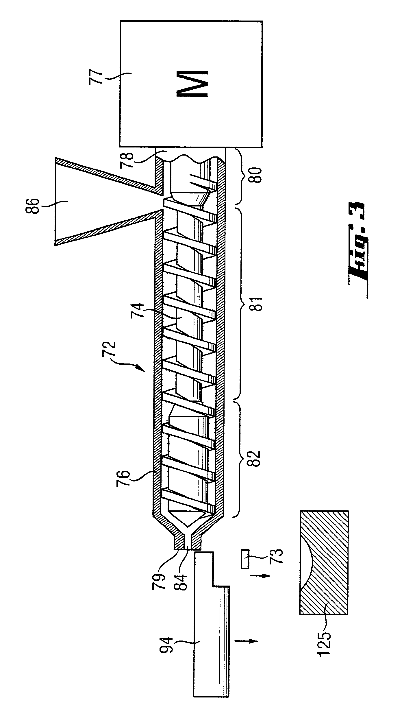Patent US20020153623 - Lens manufacturing process