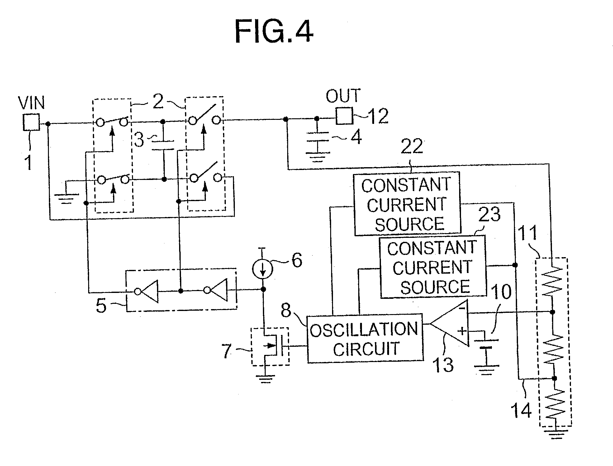 Patent Us20020154524 Charge Pump Rash Current Limiting Circuit Constant Source Schematic Drawing