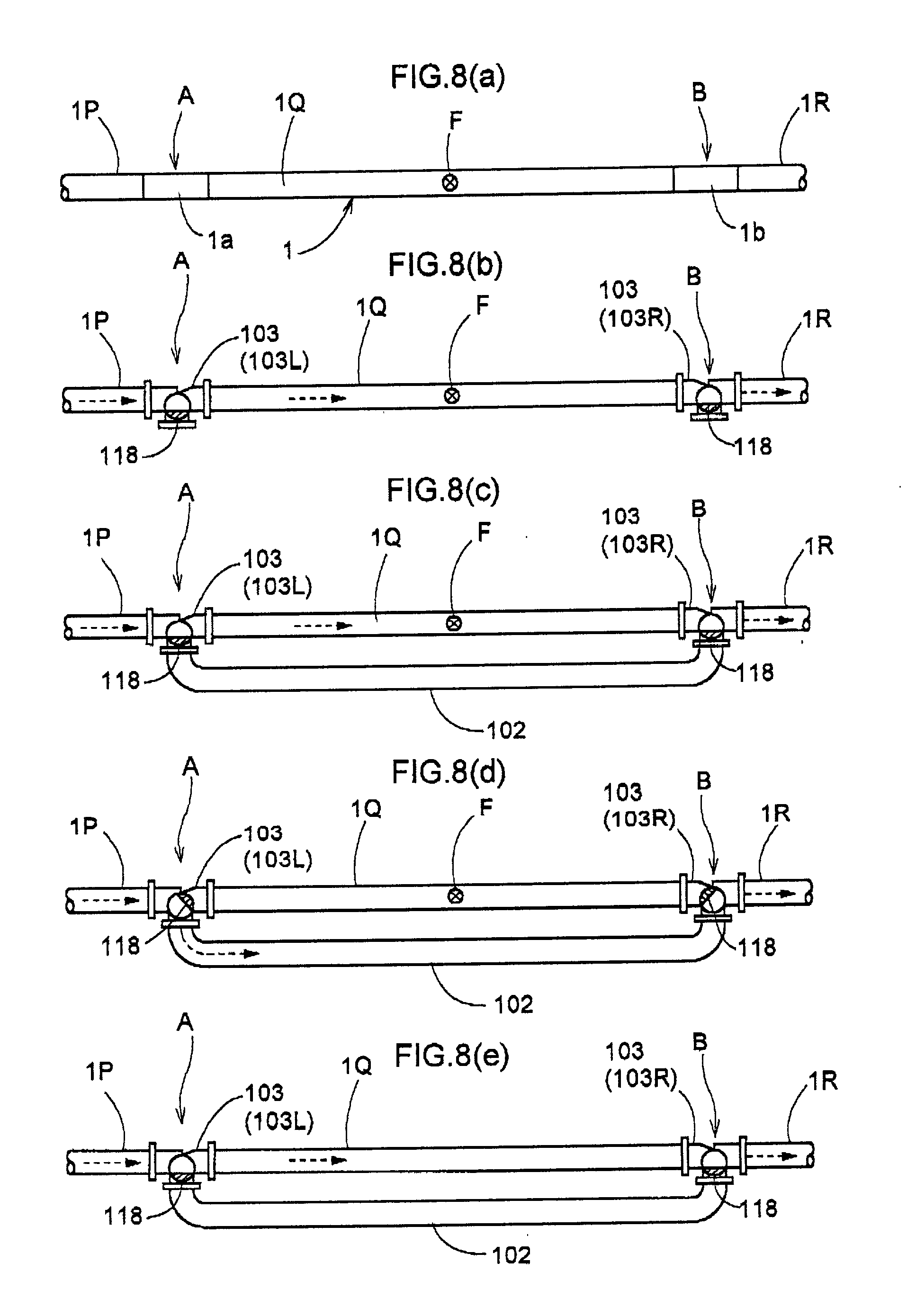 Patent US20020189692 - Joint fluid transport pipe - Google Patents