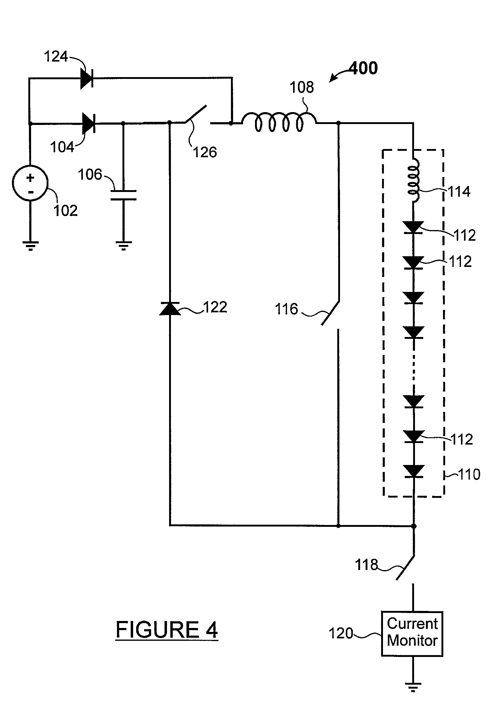 Patent Us20030016711 High Power Pulsed Laser Diode Driver Google Circuit Cost Drawing