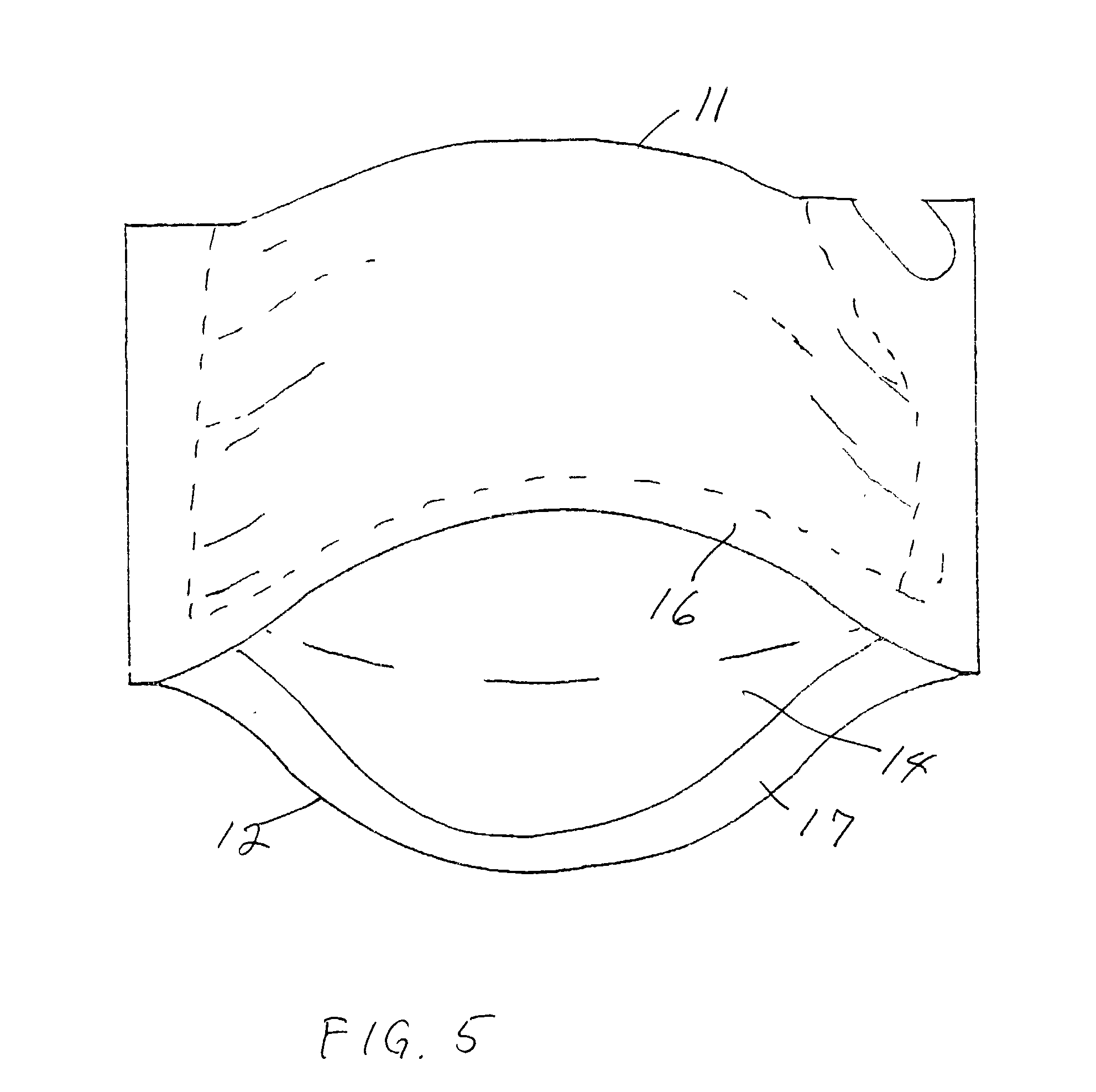 Patent Us20030029884 Pouch Container For Measuring And