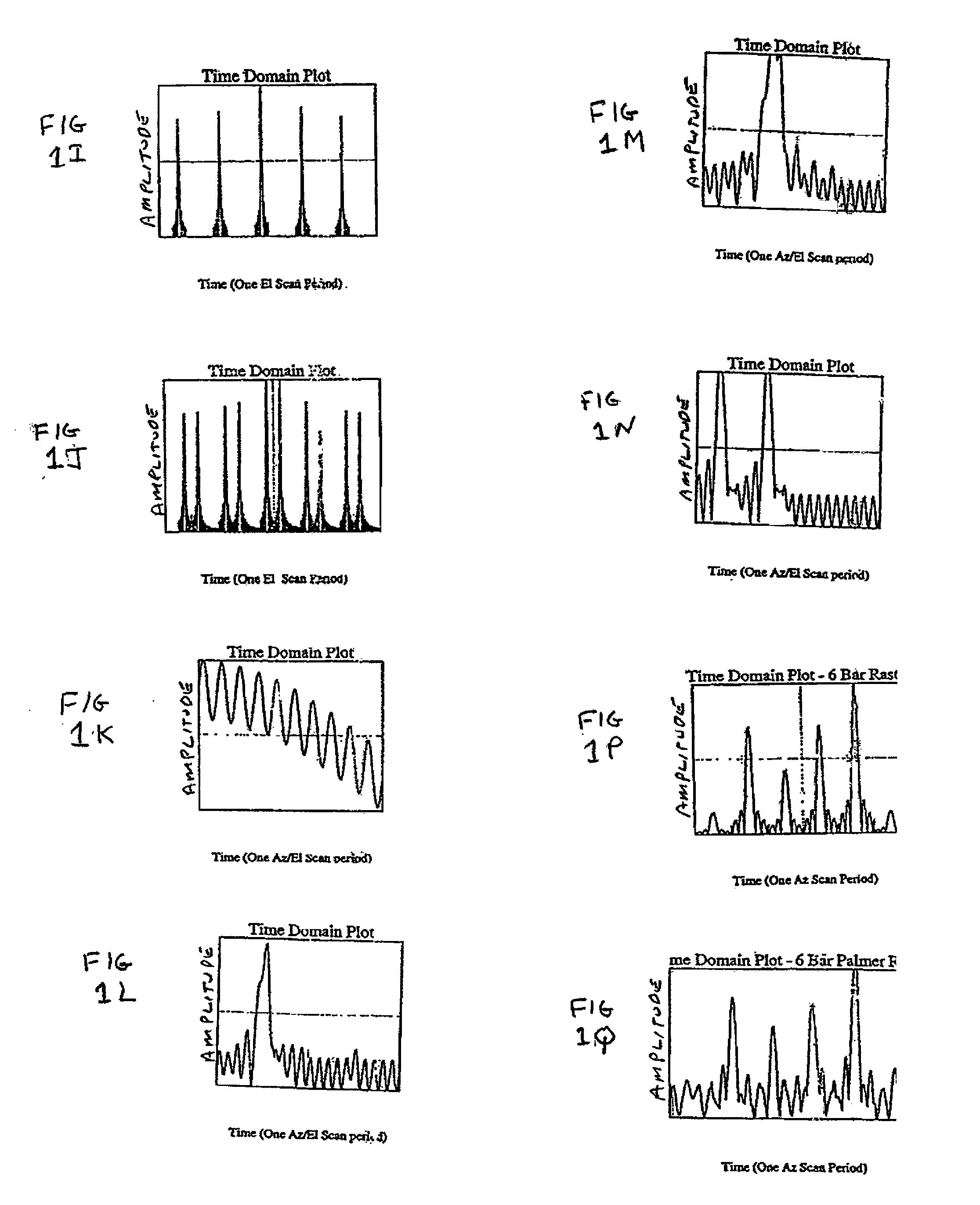Patent US20030038741 - Automatic recognition of radar scan type