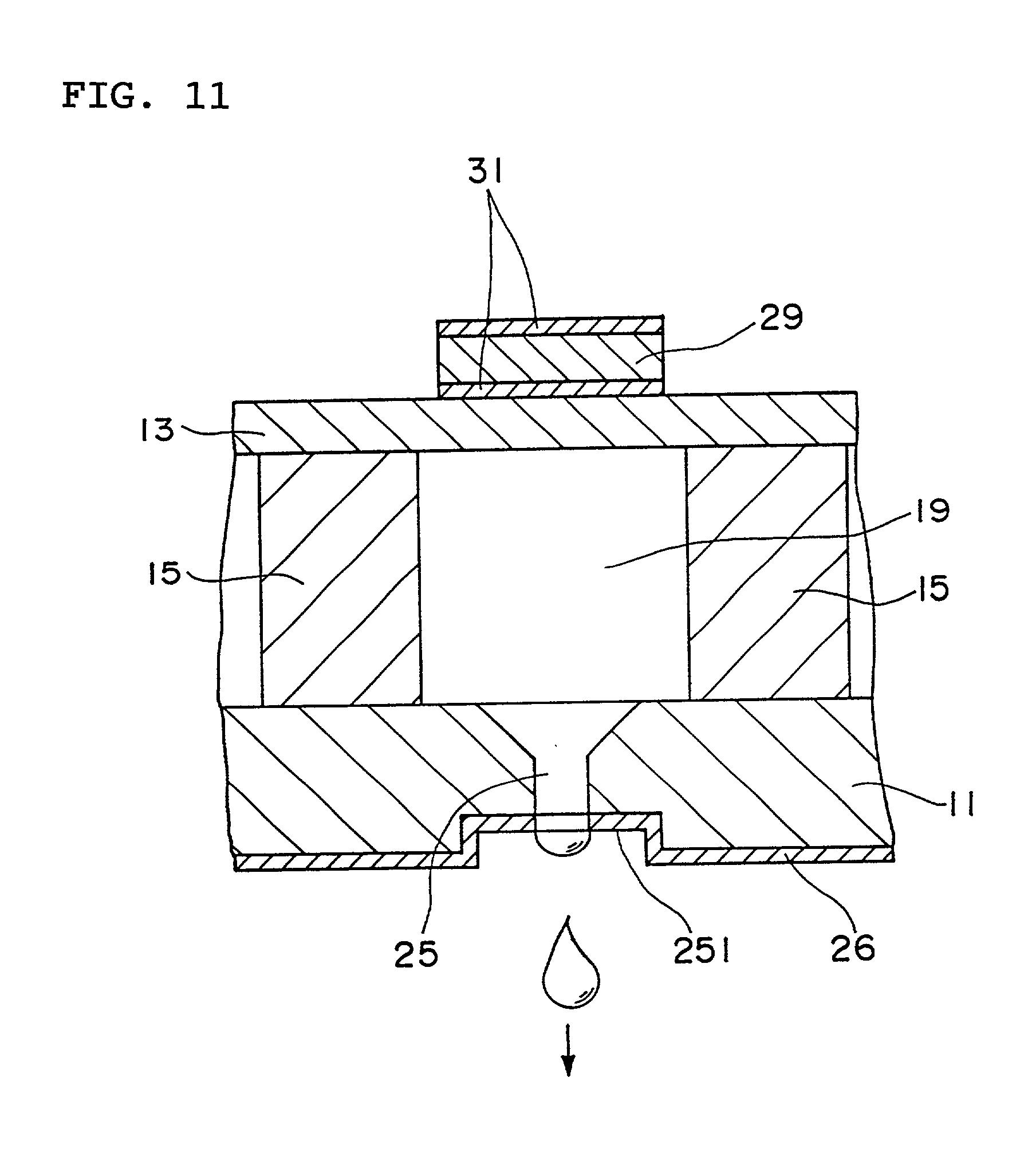 Patent Us20030054186 Method Of Manufacturing Organic El