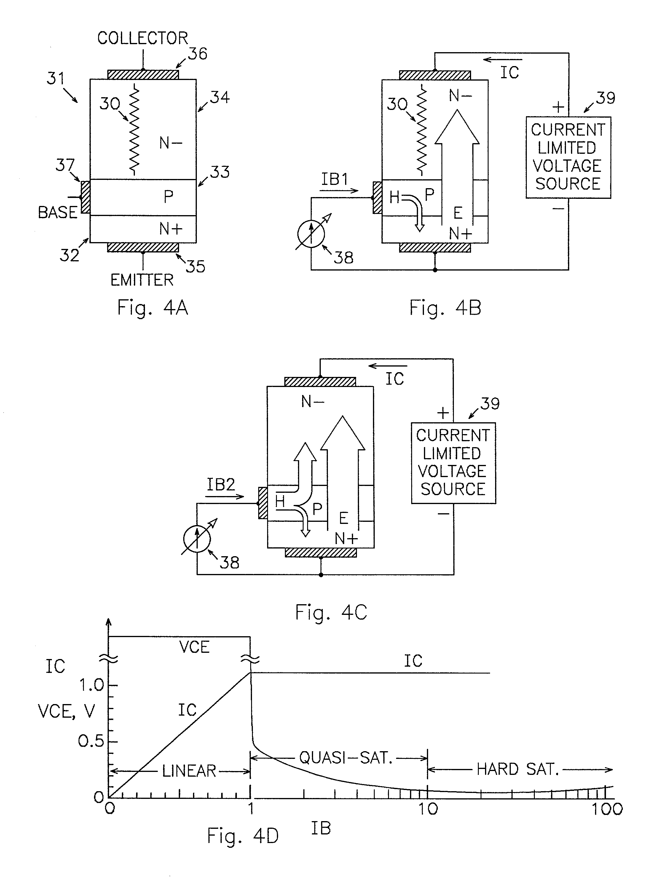 patent us20030063484 apparatus and method for control and driving Base-Emitter Collector patent drawing