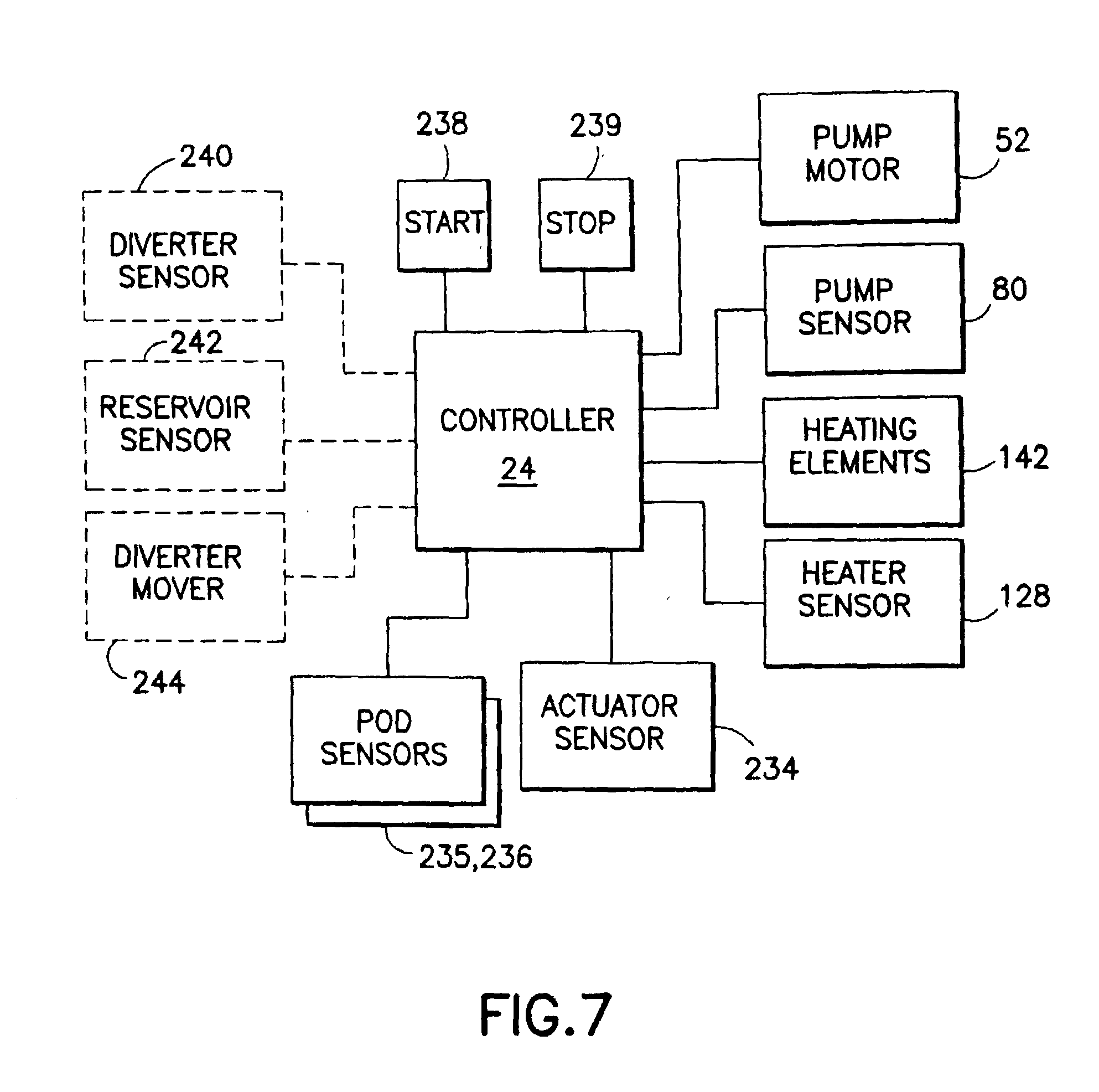 patent us20030066431 coffee maker google patents. Black Bedroom Furniture Sets. Home Design Ideas