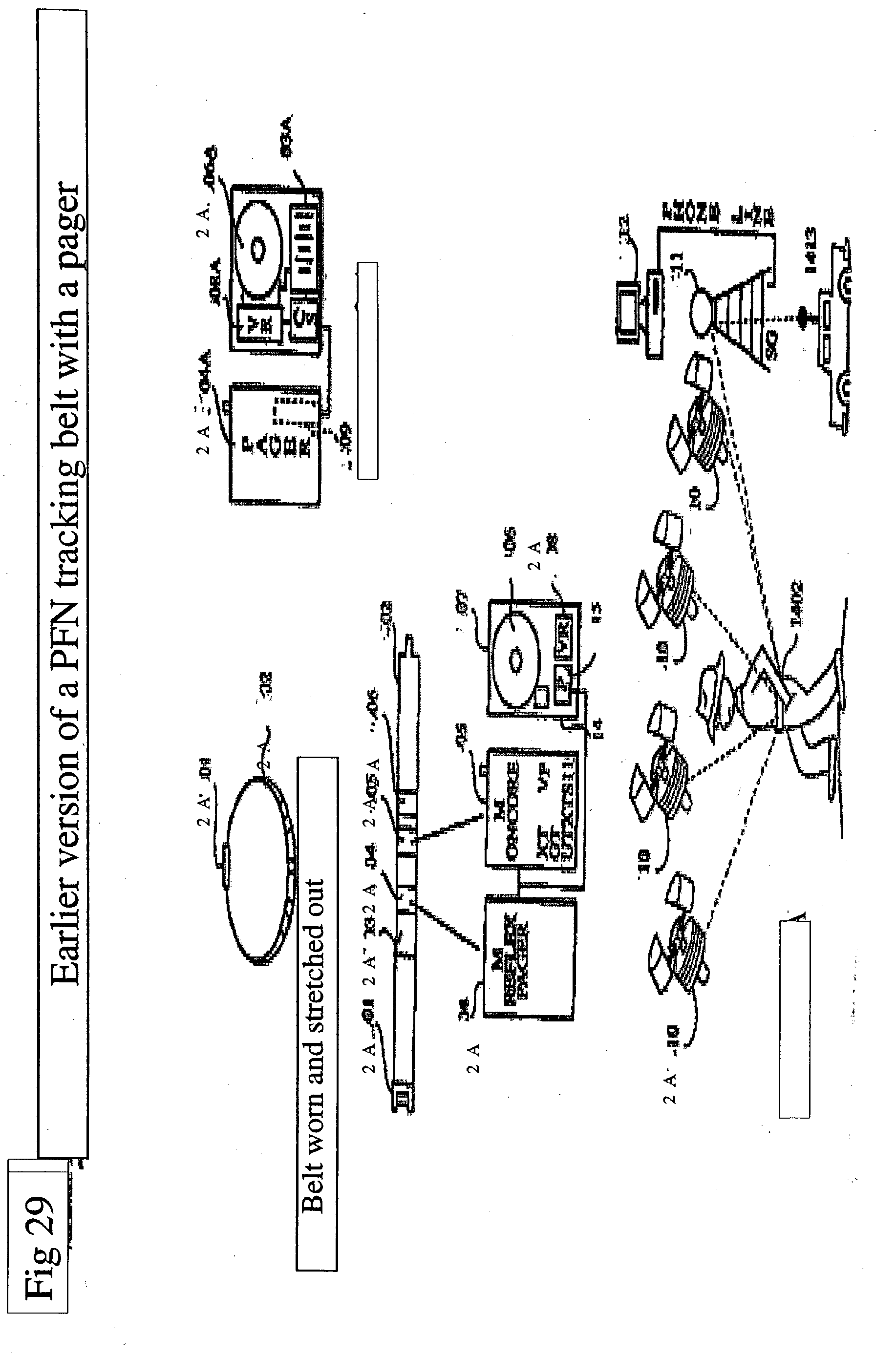 patent us20030093187 pfn trac systemtm faa upgrades for accountable remote and robotics