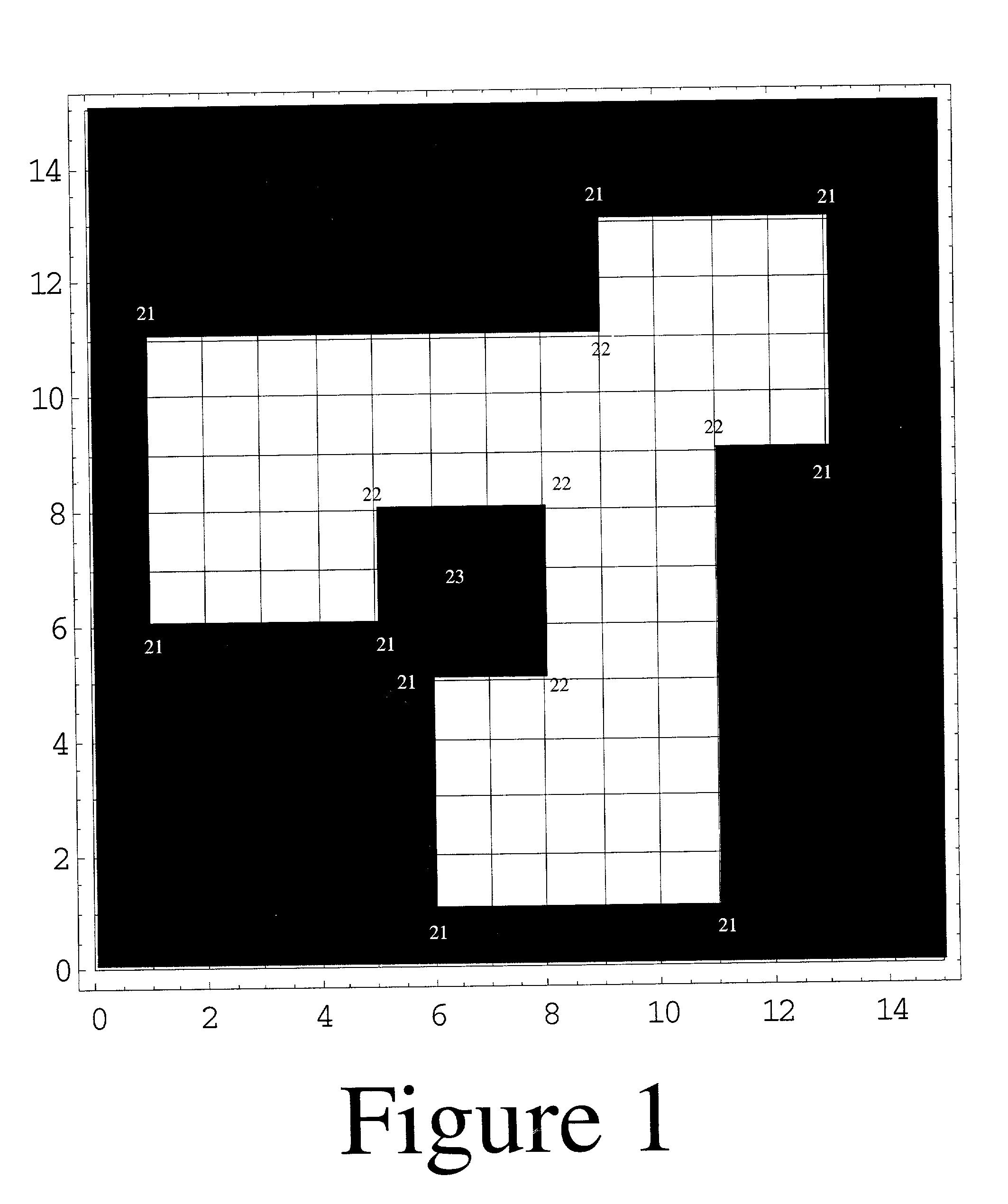 Algorithm For Adjusting Edges Of