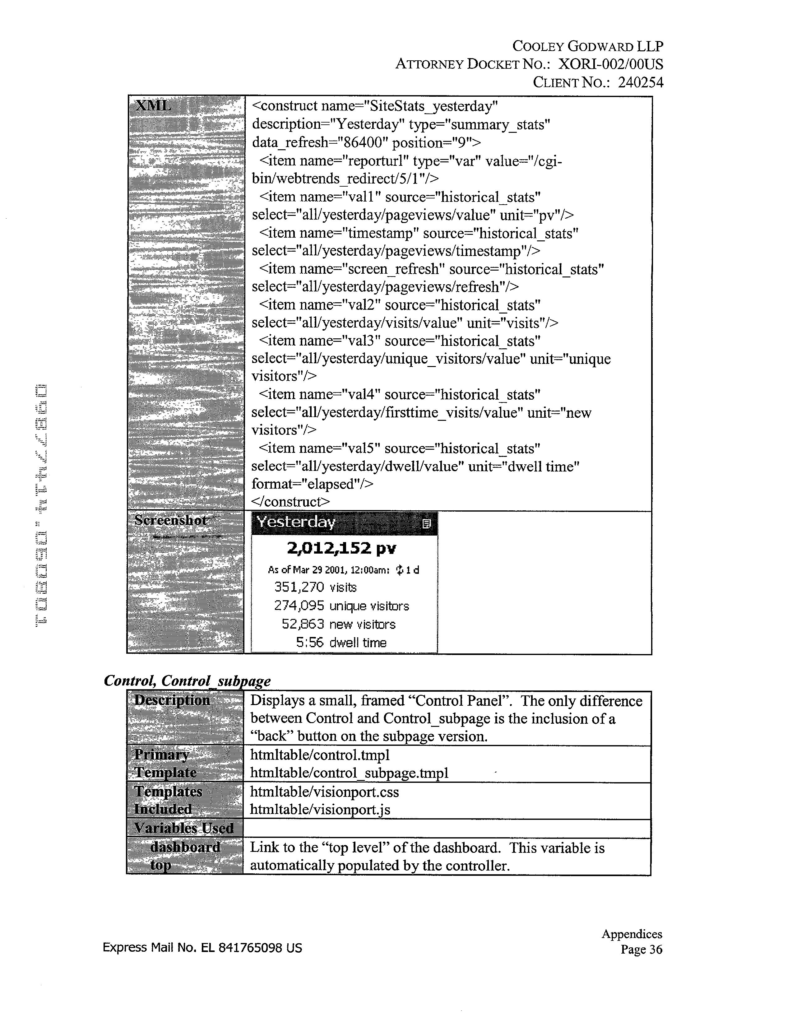Figure US20030110249A1-20030612-P00036