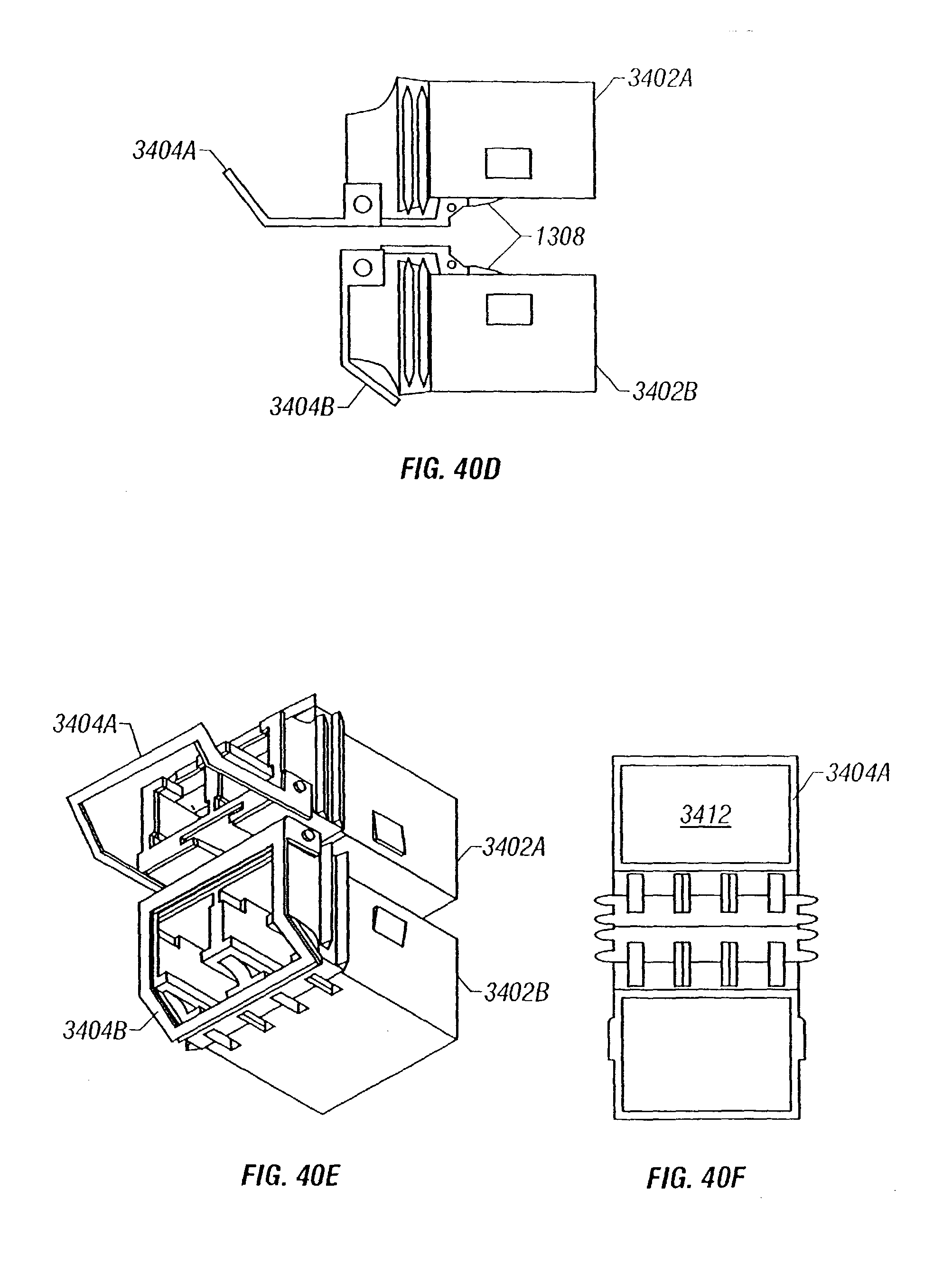 Patent Us20030133666 De Latching Mechanisms For Fiber Optic Auto Rod Controls 3701 Wiring Diagram Drawing