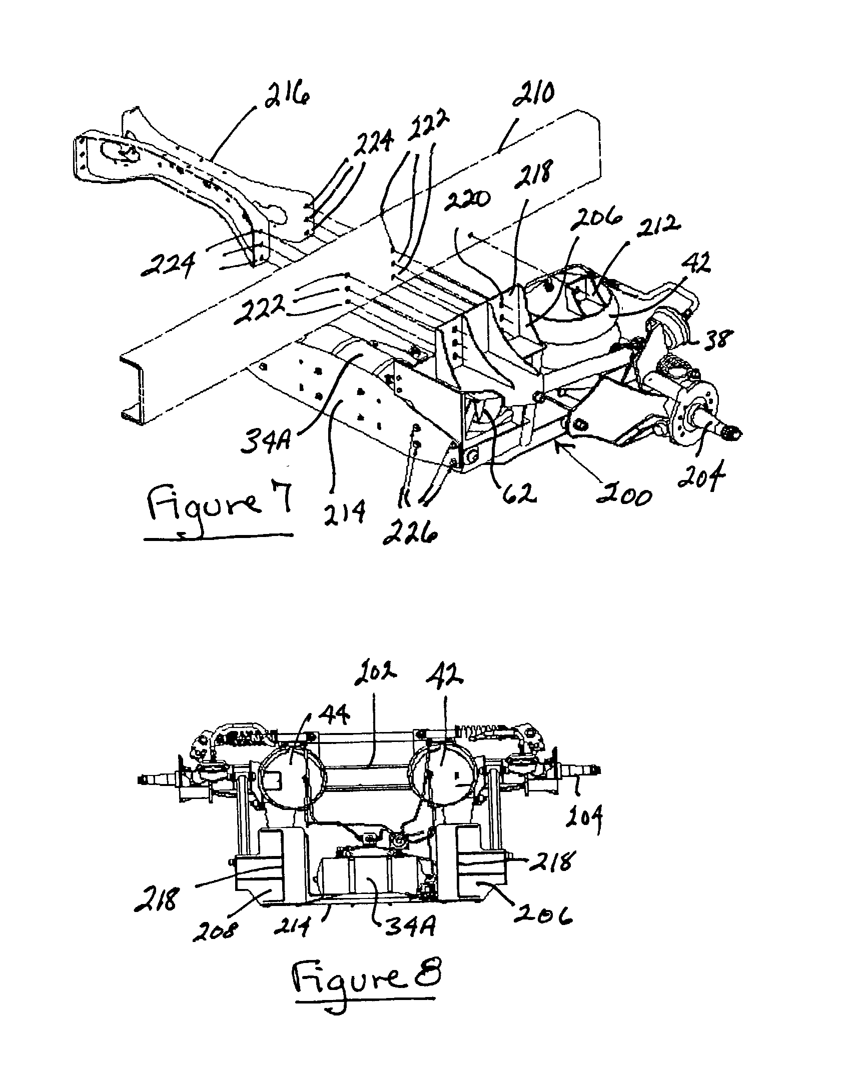 Lift Axle Wiring Diagram 24 Images Utility Trailer 7 Way Us20030151222a1 20030814 D00005 Patent Us20030151222 Control And Module Google Patents